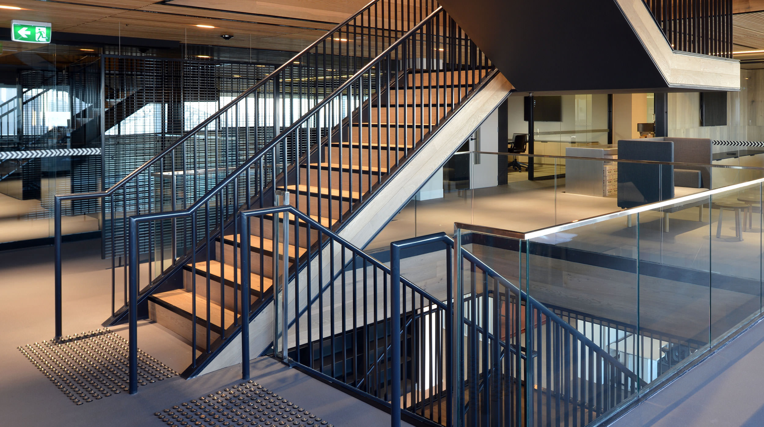 Balustrades Active Metal