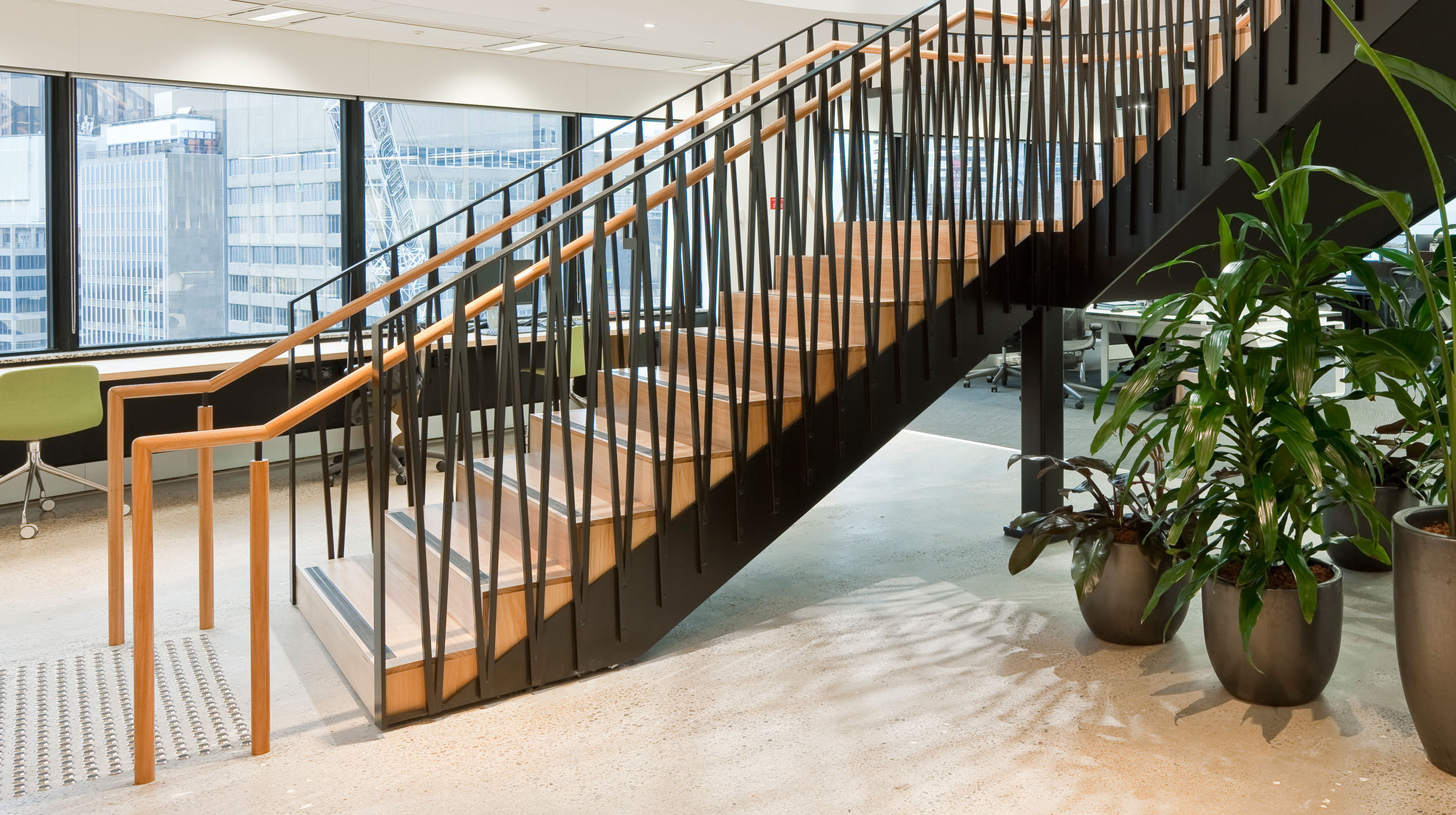 Commercial Balustrades | Active Metal