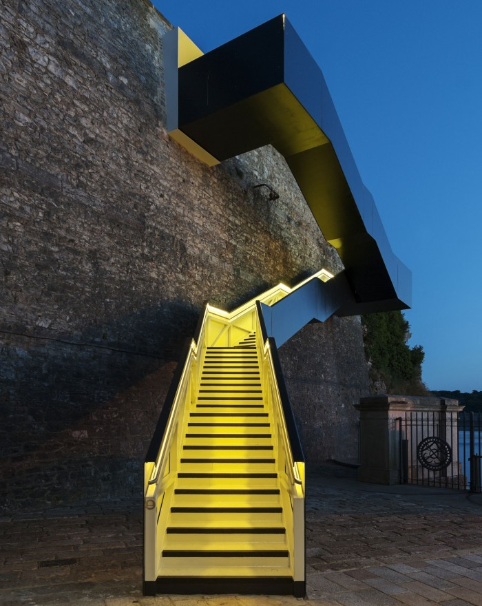 Active_Metal_#Stair_Inspiration - Plymouth UK Gillespie Yunnie