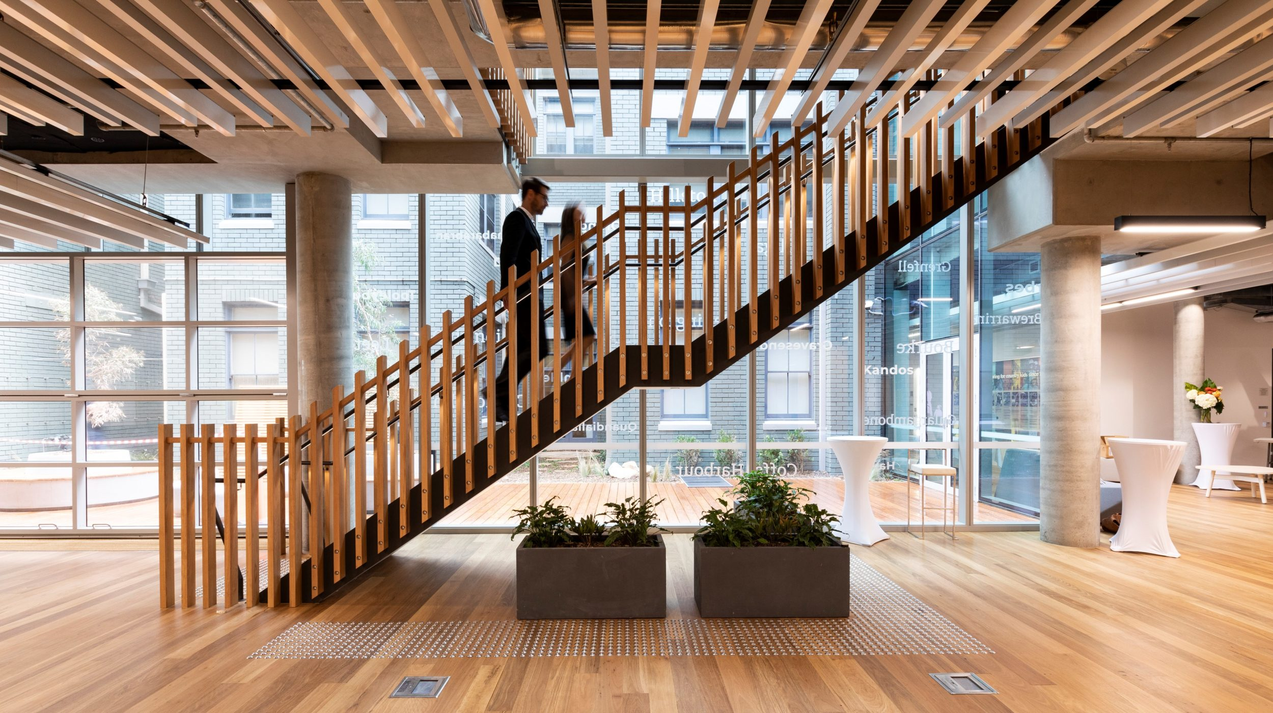 Architectural Staircases | Royal Far West | Active Metal 05