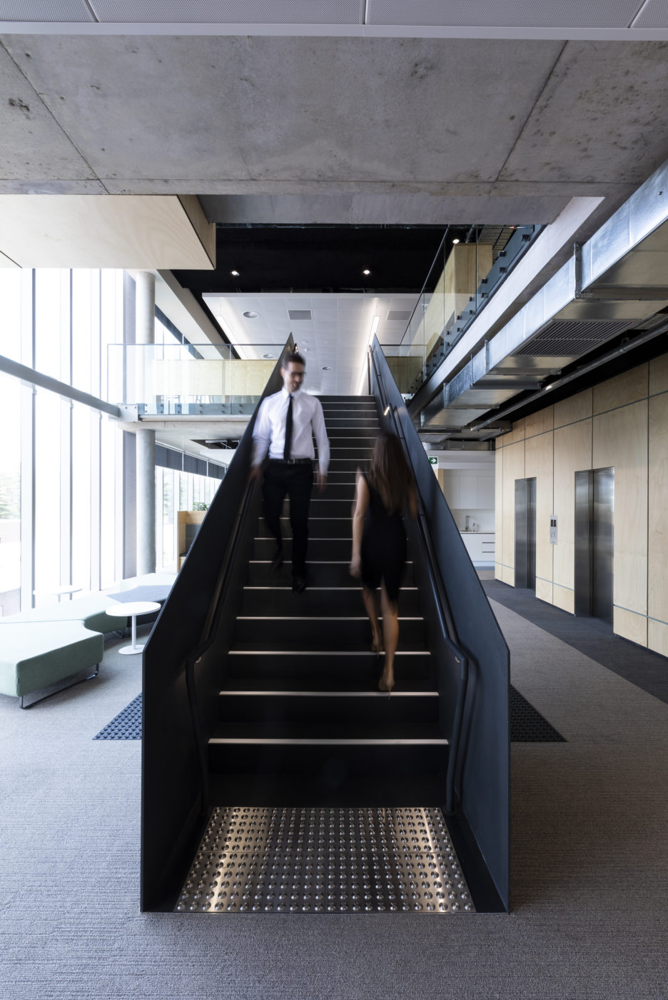 Architectural Staircases | Royal Far West | Active Metal 08
