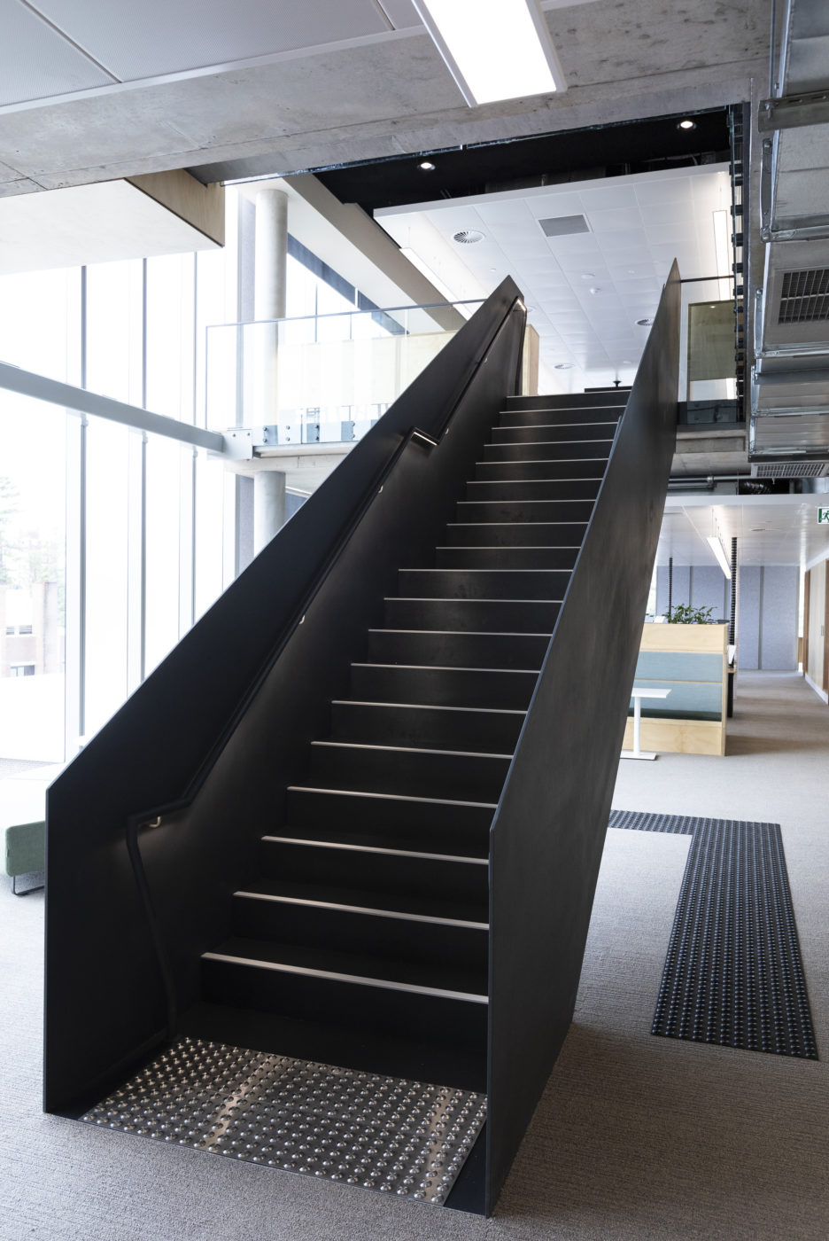 Architectural Staircases | Royal Far West | Active Metal 09