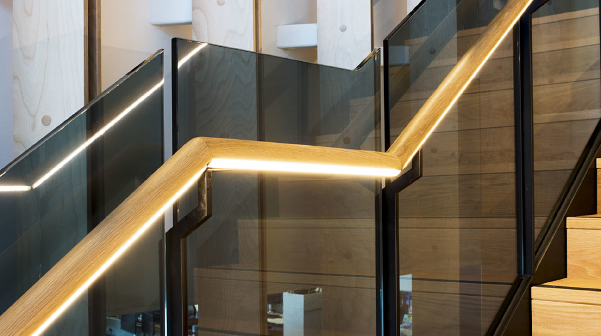 Handrail Lighting