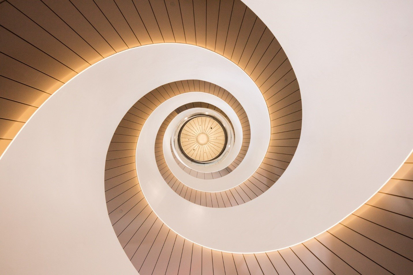Steel Spiral Stair | UTS Central Double Helix | Active Metal 08