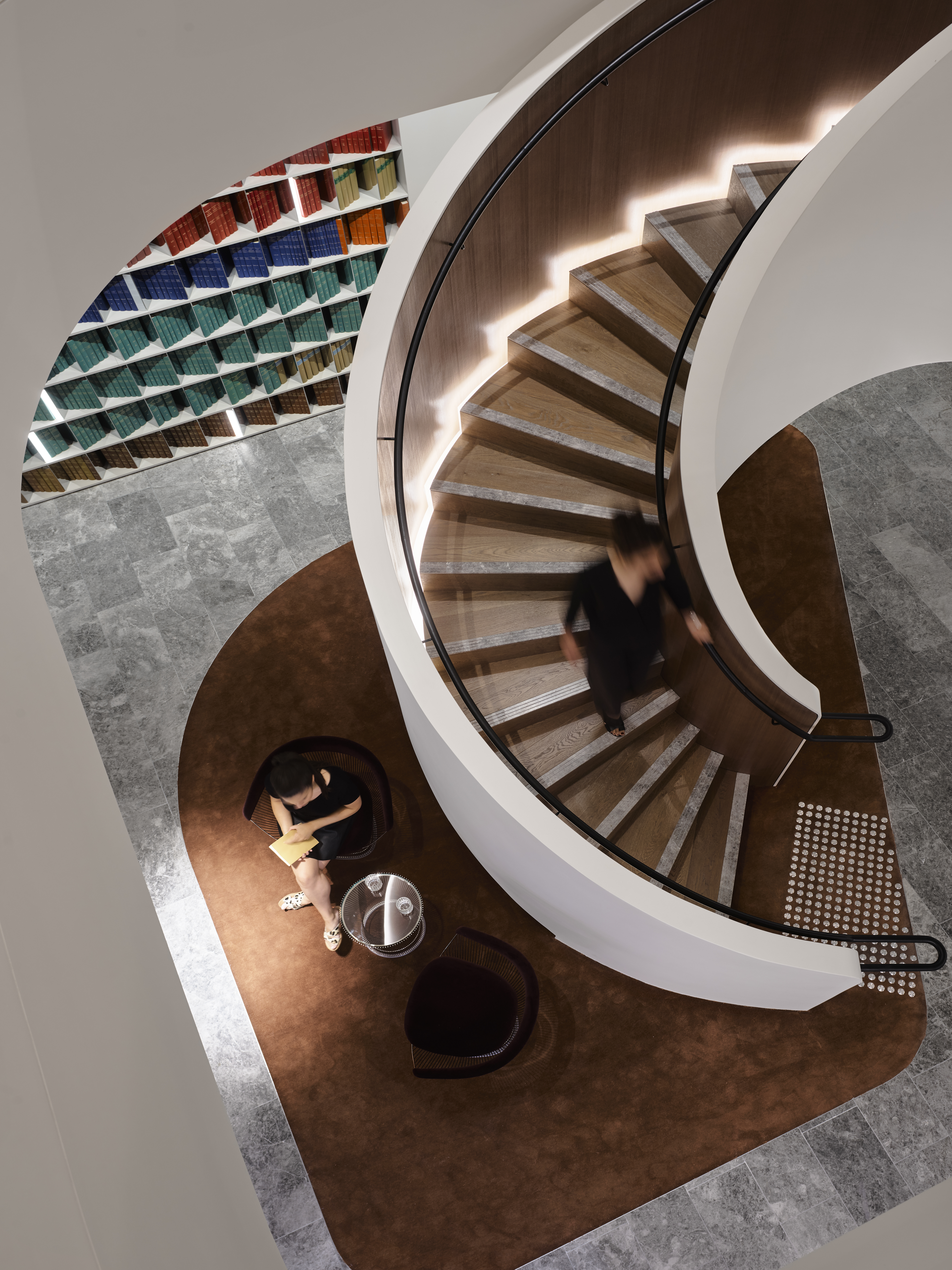 Banco Chambers | Active Metal | Spiral Stair Sydney 3