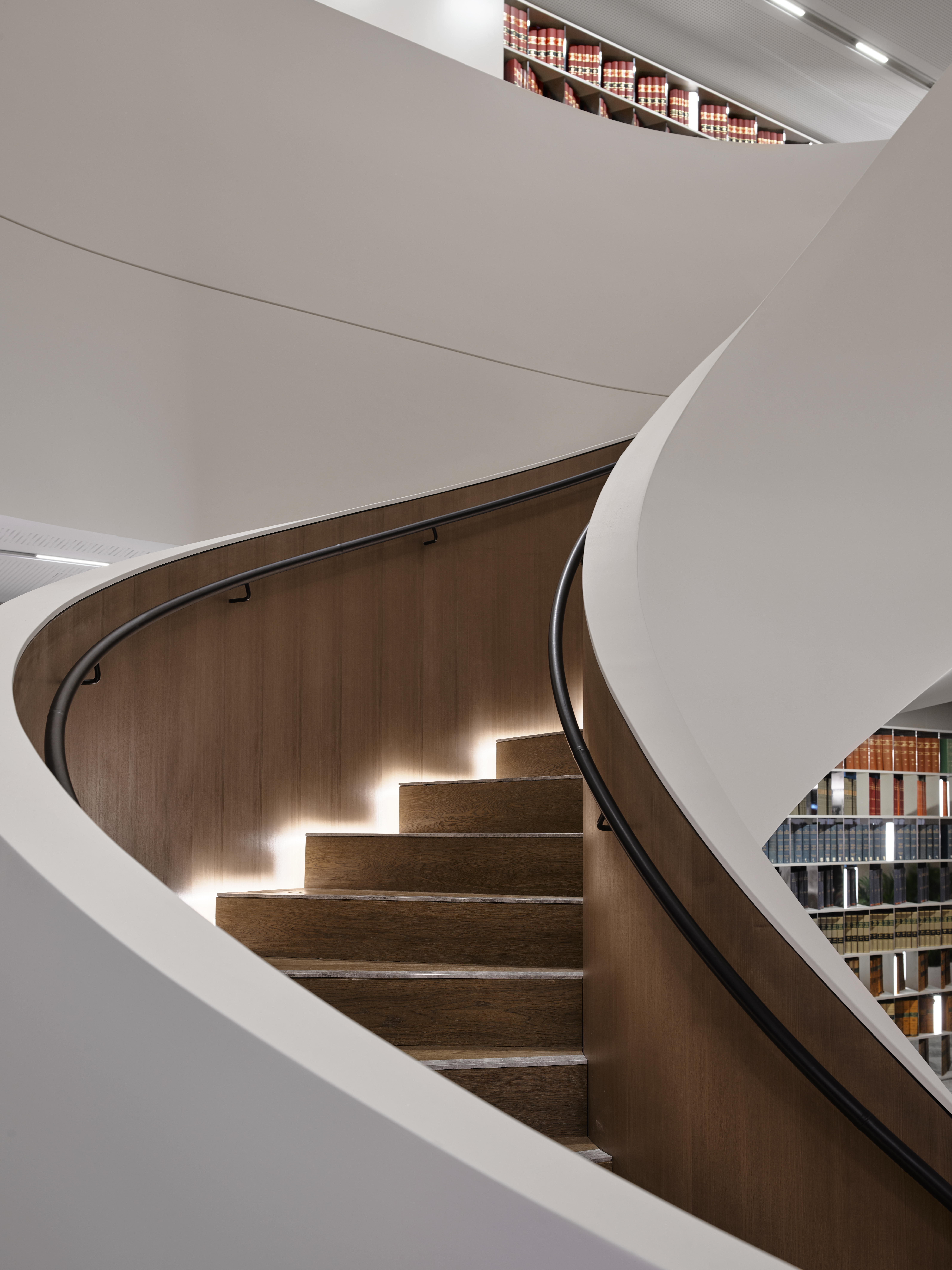 Banco Chambers | Active Metal | Spiral Stair Sydney 9
