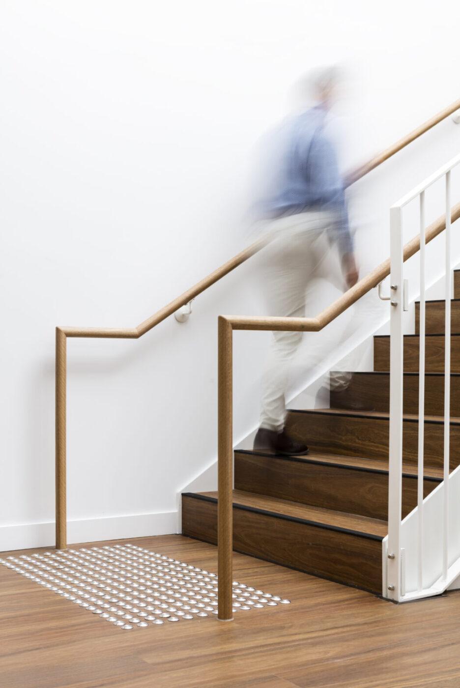 Brisbane Architectural Stair  | Brisbane Catholic Education | Active Metal 07