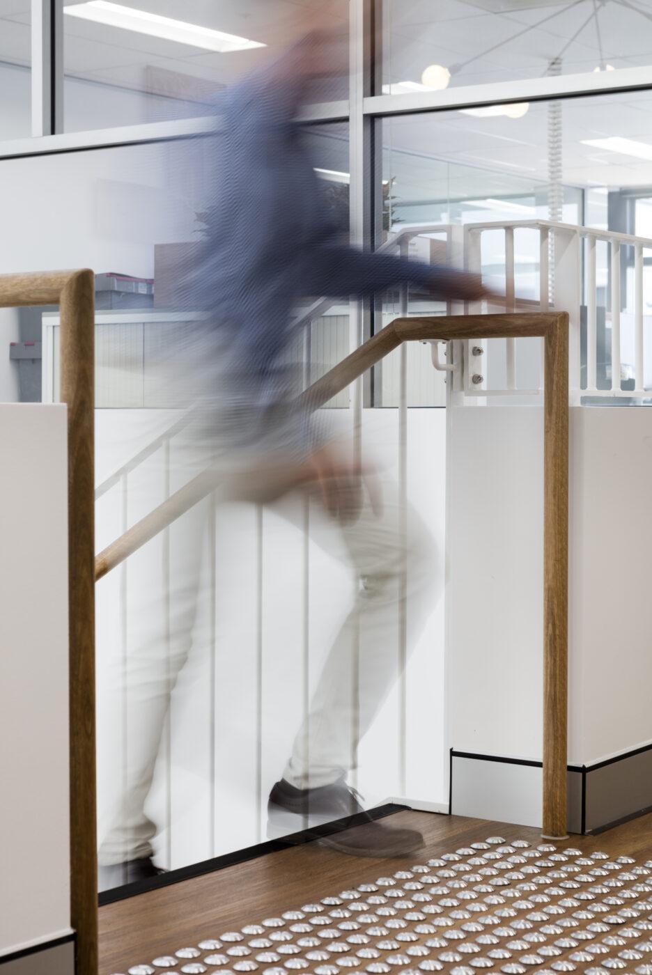 Brisbane Architectural Stair  | Brisbane Catholic Education | Active Metal 09