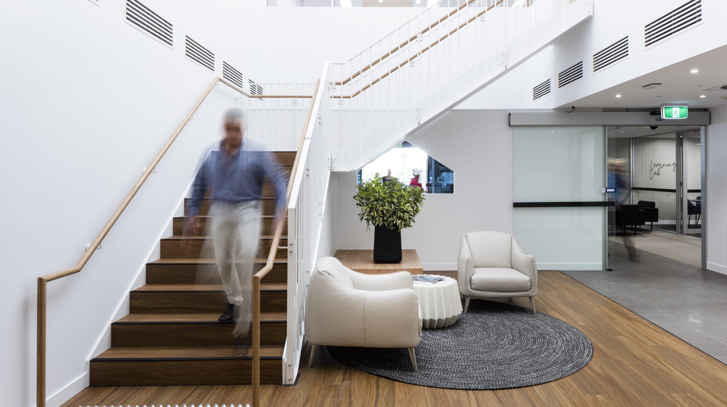 Brisbane Architectural Stair  | Brisbane Catholic Education | Active Metal 11