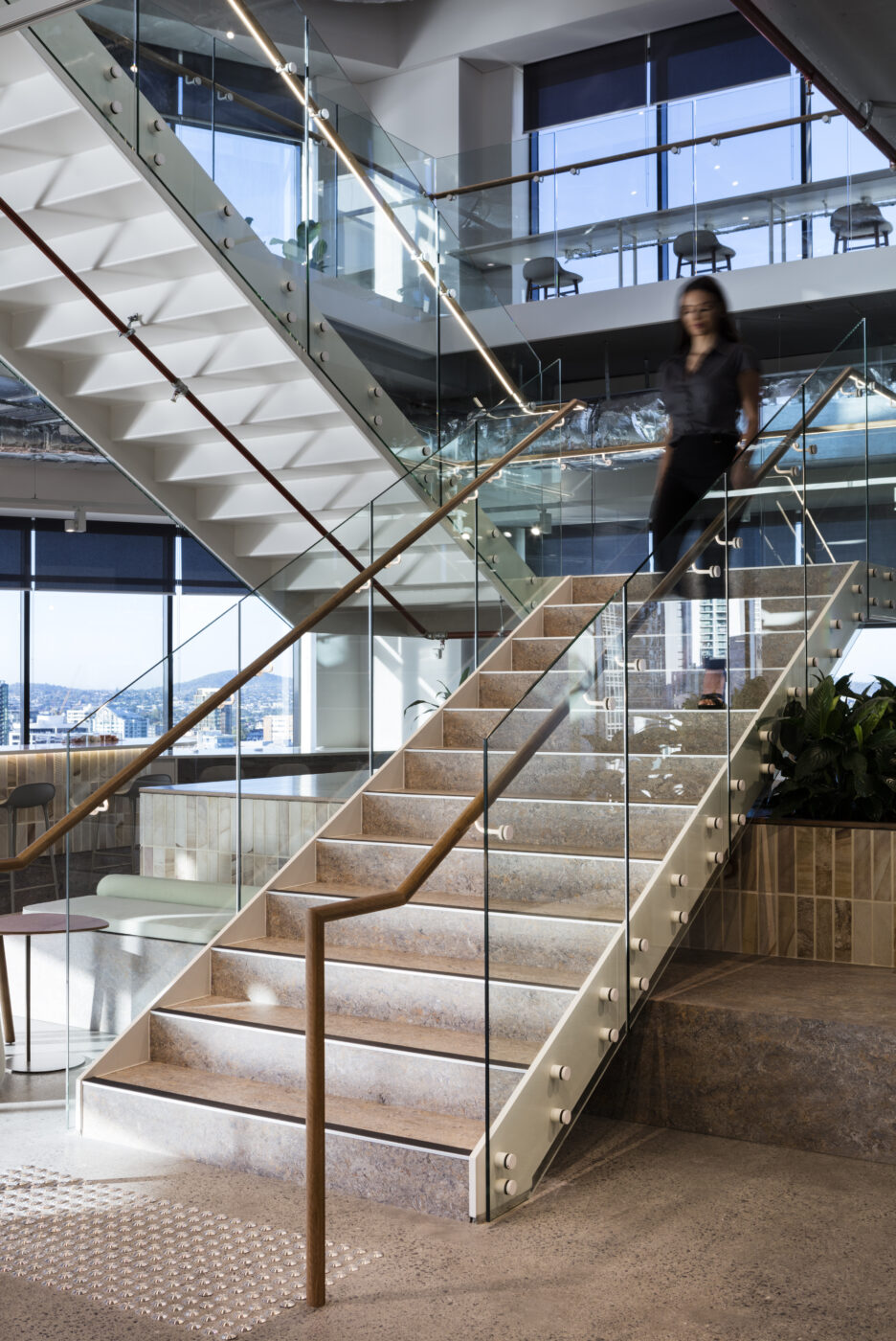 Brisbane Feature Stairs | New Hope Group | Active Metal 04