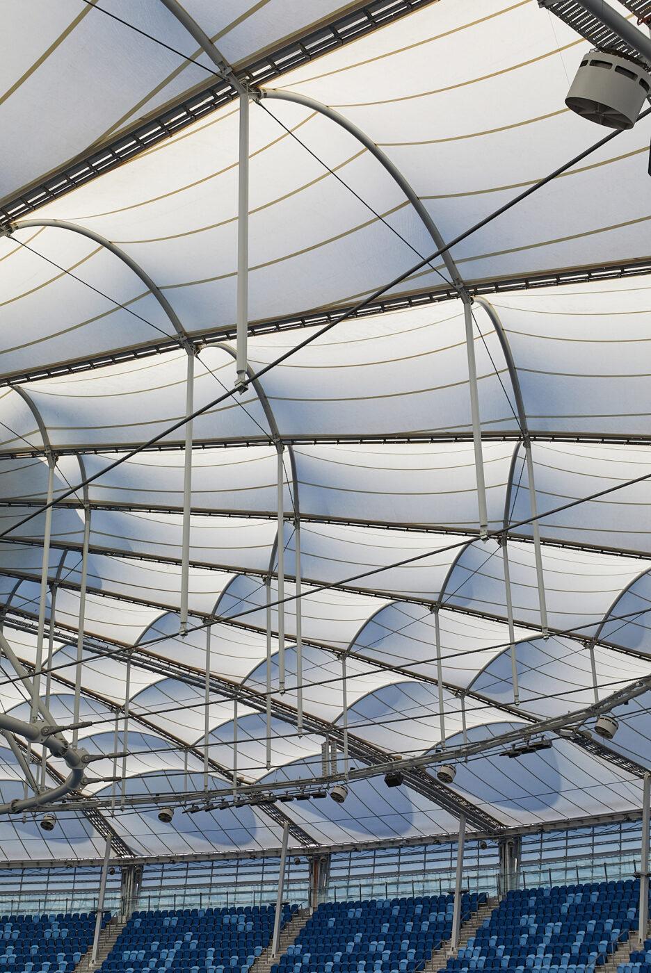 Structural Glass Balustrades | SOP Tennis Centre | Active Metal 04