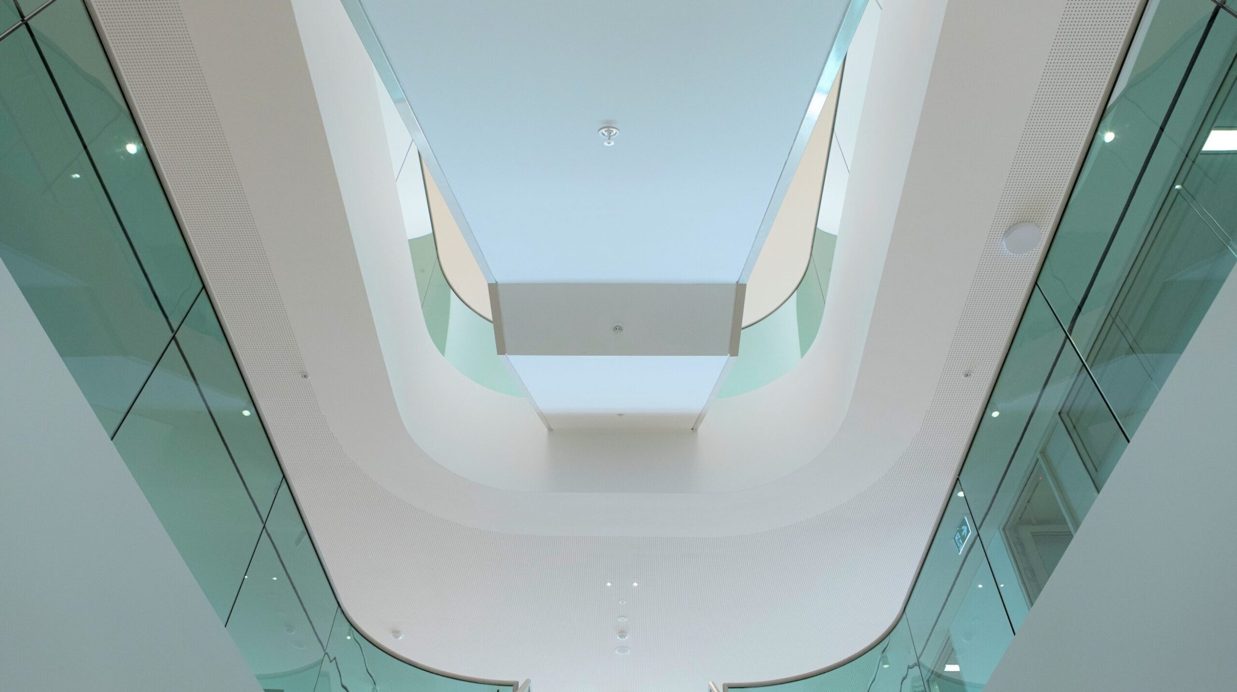 Commercial stairs | Boston Consulting Group Sydney | Active Metal 09