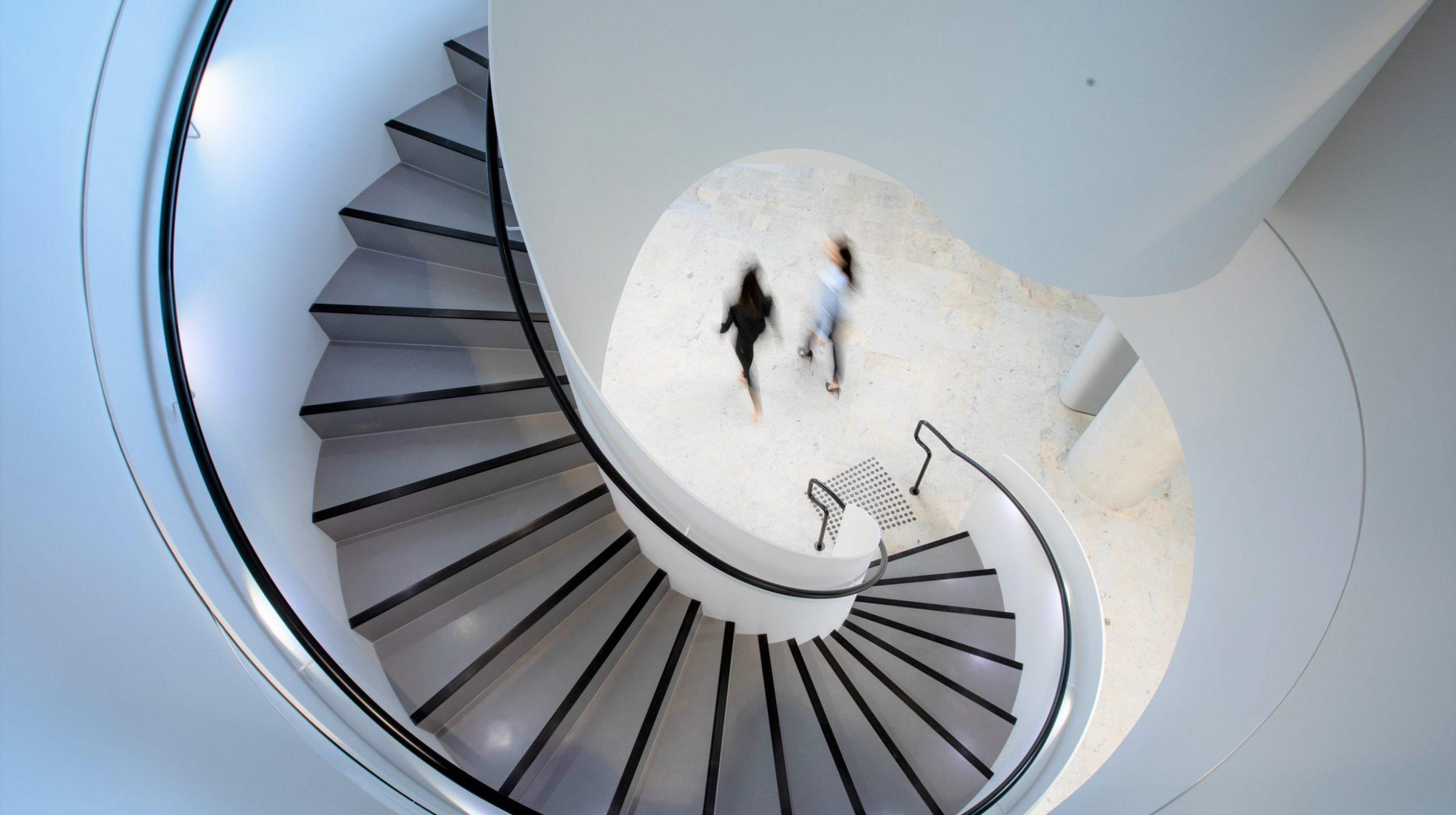 Steel Spiral Stair   Zurich North Sydney   Active Metal 08