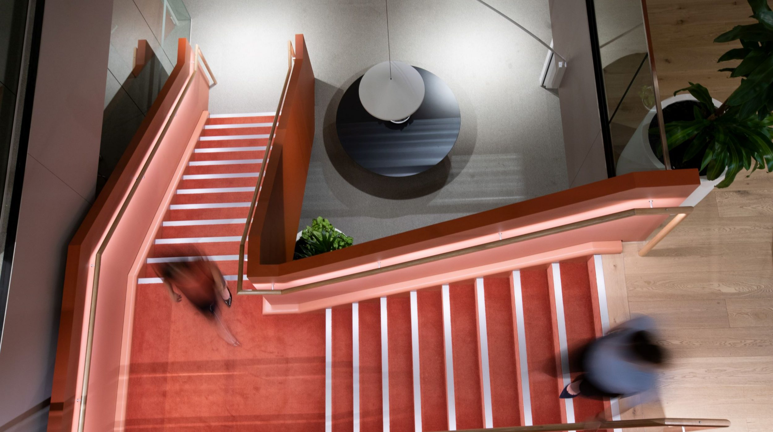 Interconnecting stairs | Norton Rose Fulbright | Active Metal 09