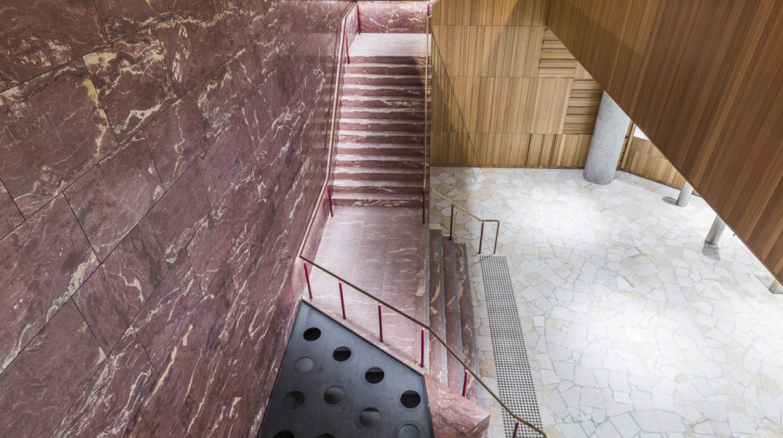 Inter-Tenancy Stairs | SHOR | Active Metal 03