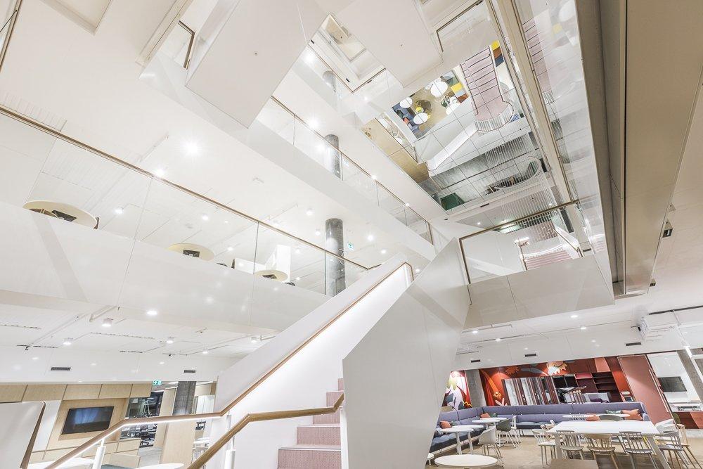 SHOR - Inter-tennancy Stairs