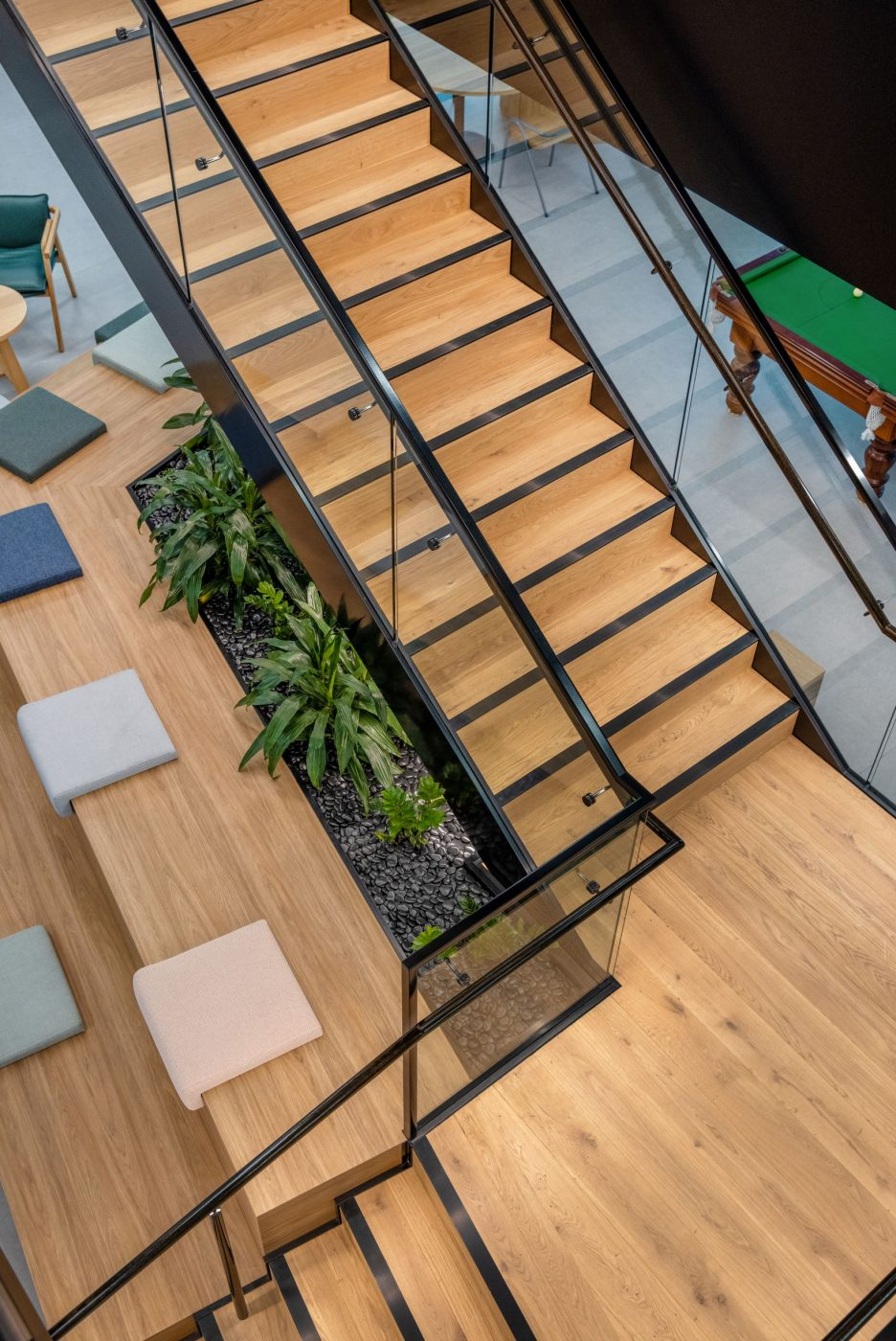 Iconic Staircase | SAP North Sydney | Active Metal 03