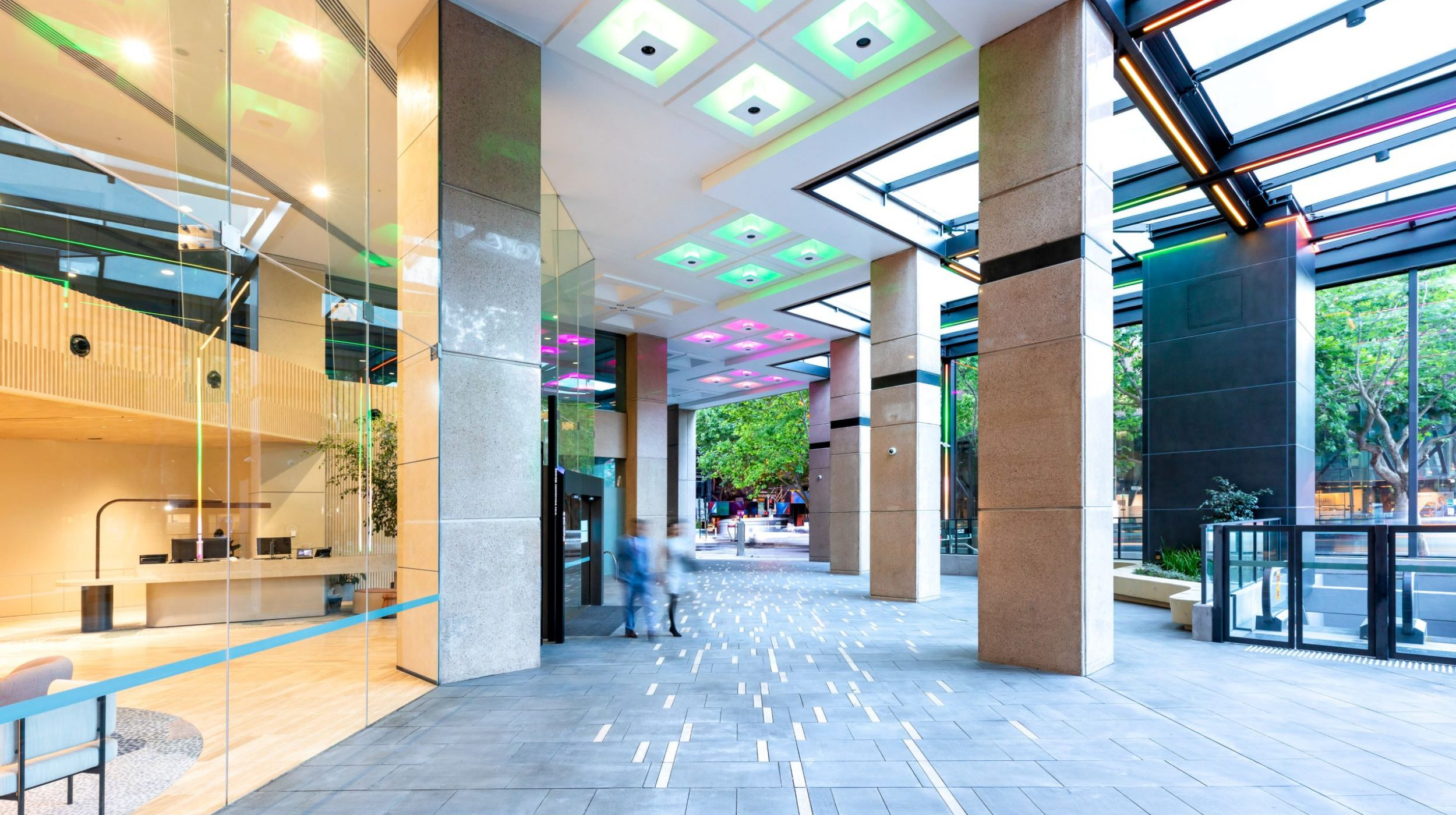 Architectural Steel and Glass Awning | 231 Elizabeth St | Active Metal  05