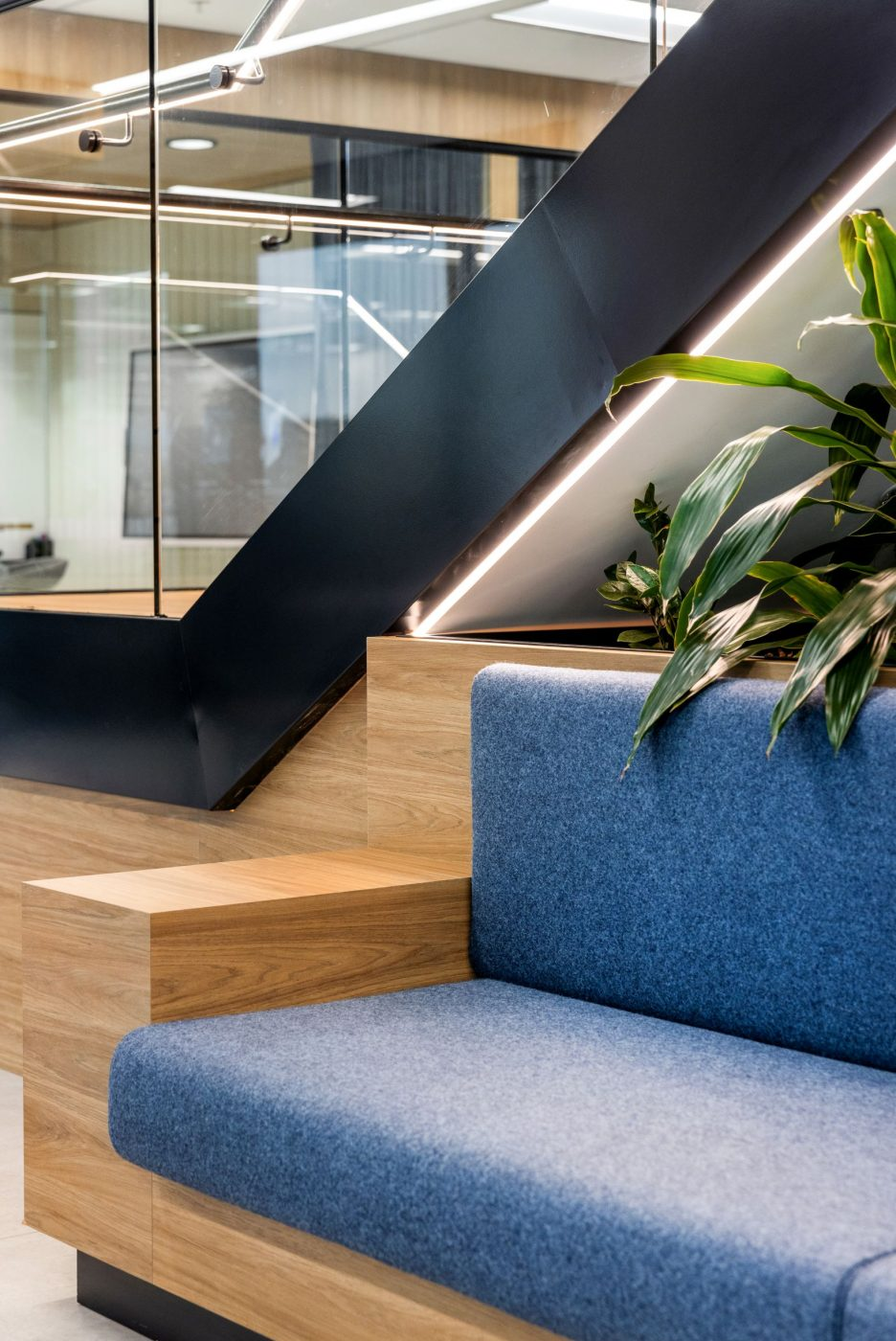 Iconic Staircase | SAP North Sydney | Active Metal 08