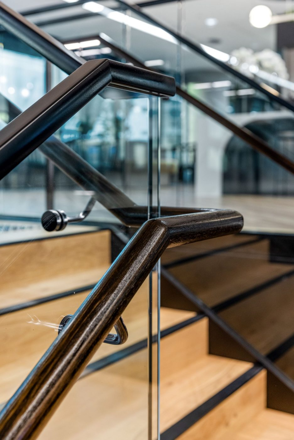 Iconic Staircase | SAP North Sydney | Active Metal 09