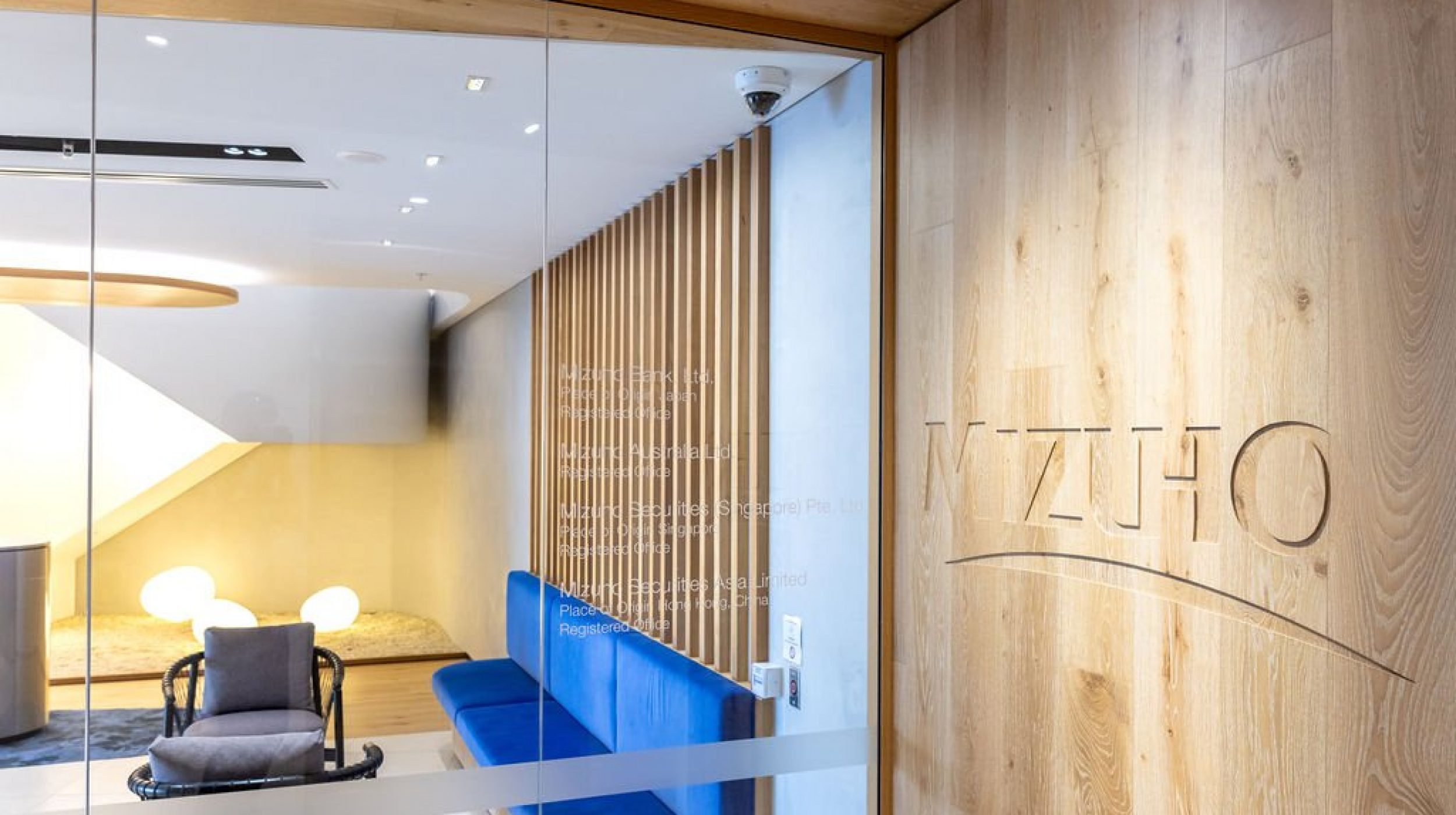 Plate steel stair | Mizuho Bank Sydney | Active Metal 12