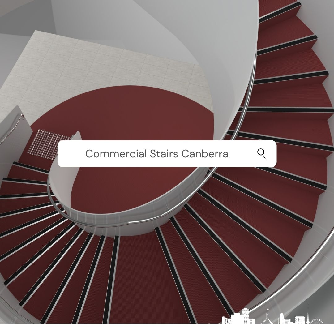 Commercial Stairs Canberra