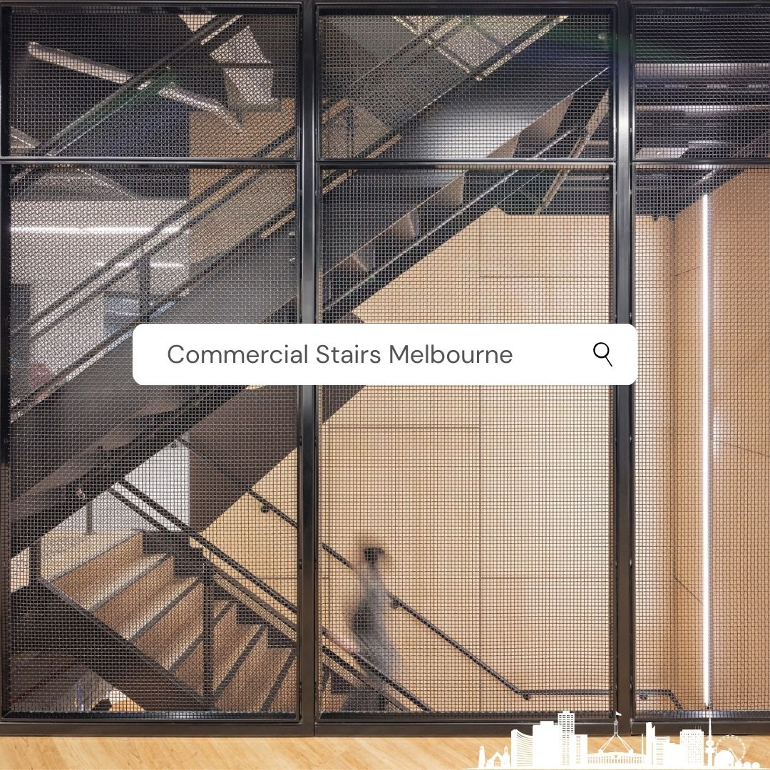 Commercial Stairs Melbourne