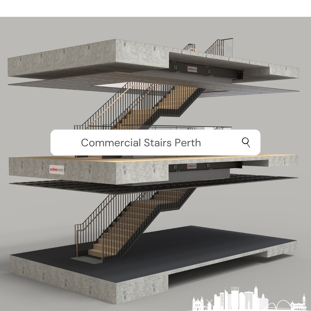 Commercial Stairs Perth