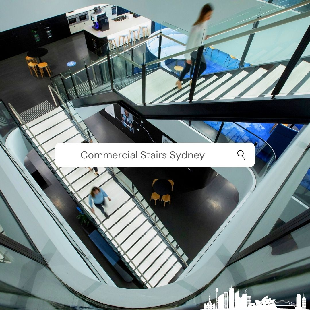 Commercial Stairs Sydney