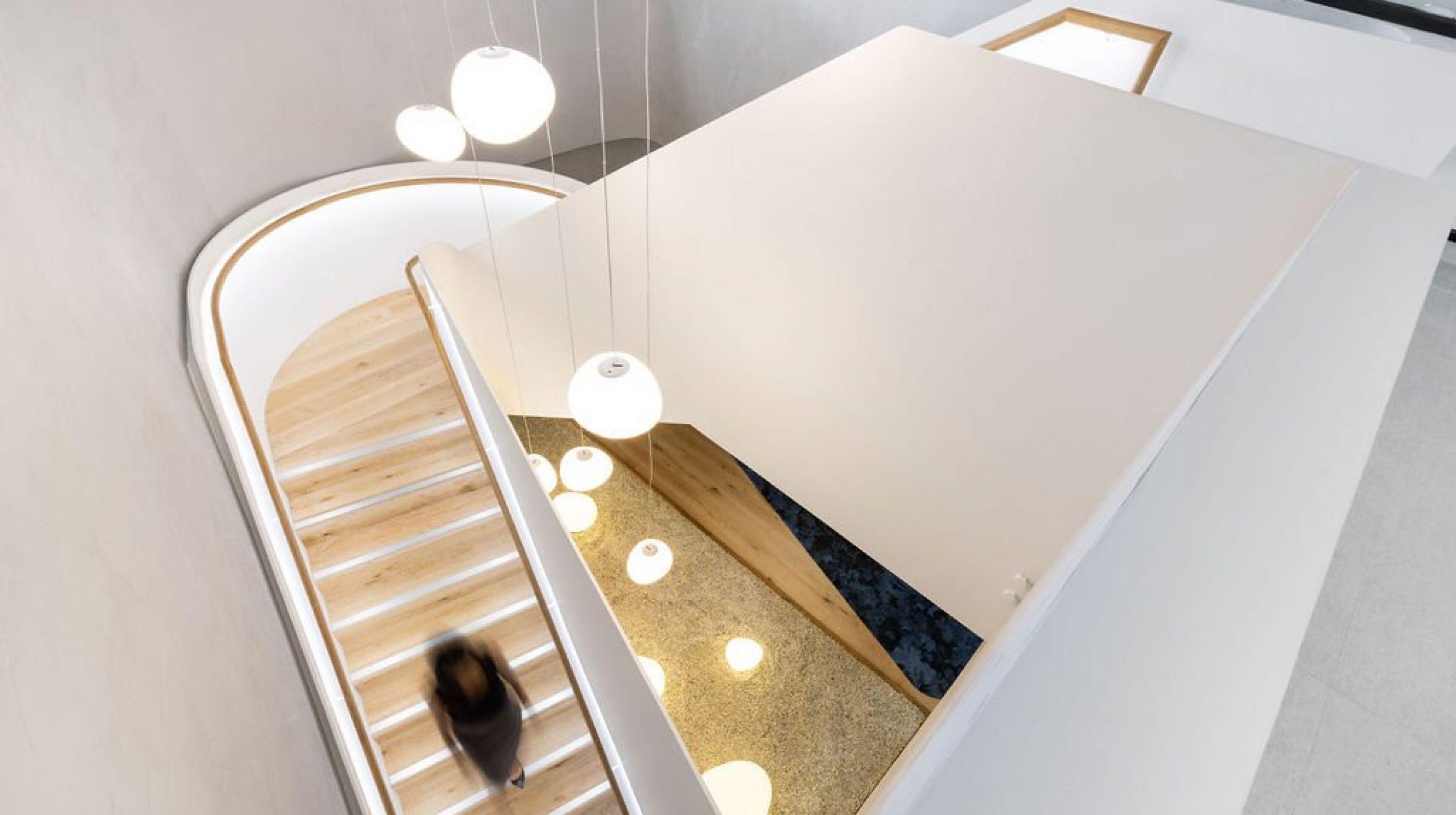Plate steel stair | Mizuho Bank Sydney | Active Metal 01