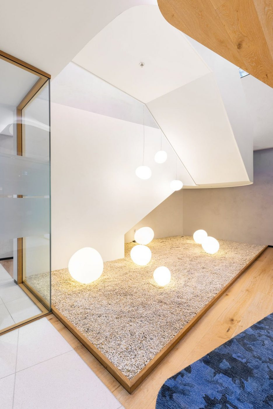 Plate steel stair | Mizuho Bank Sydney | Active Metal 04