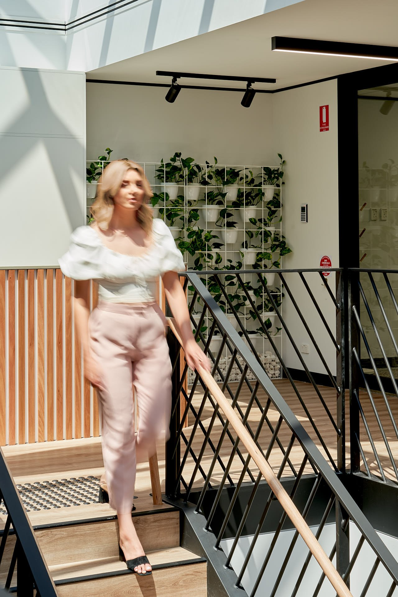 United Voice -Inter-tenancy Stair