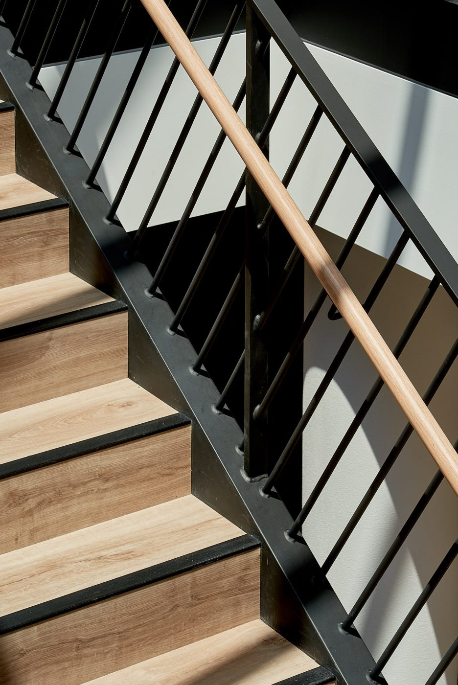 Architectural Staircase   United Voice   Active Metal 09