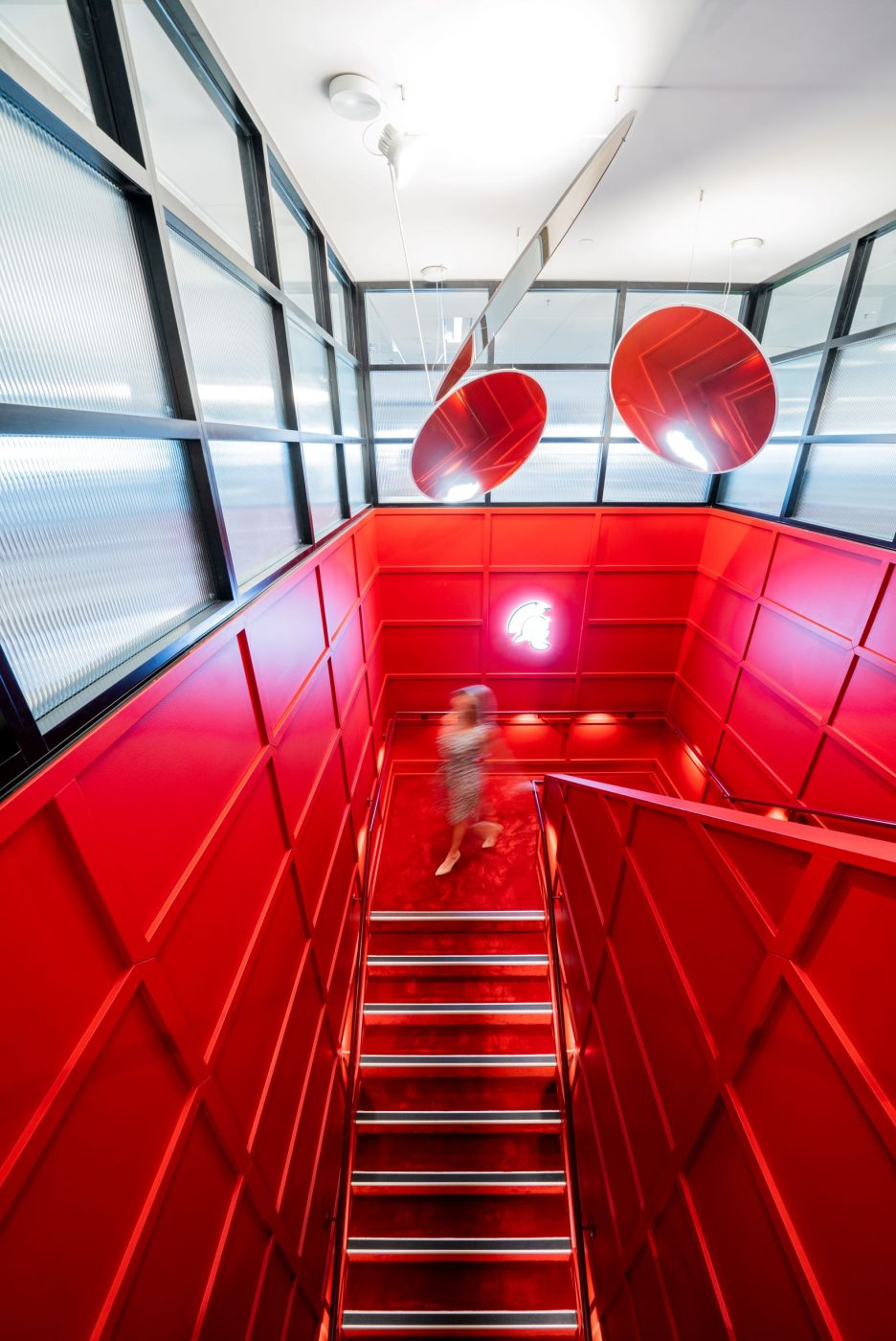 Feature Staircase | Sentinel Group Australia | Active Metal 06