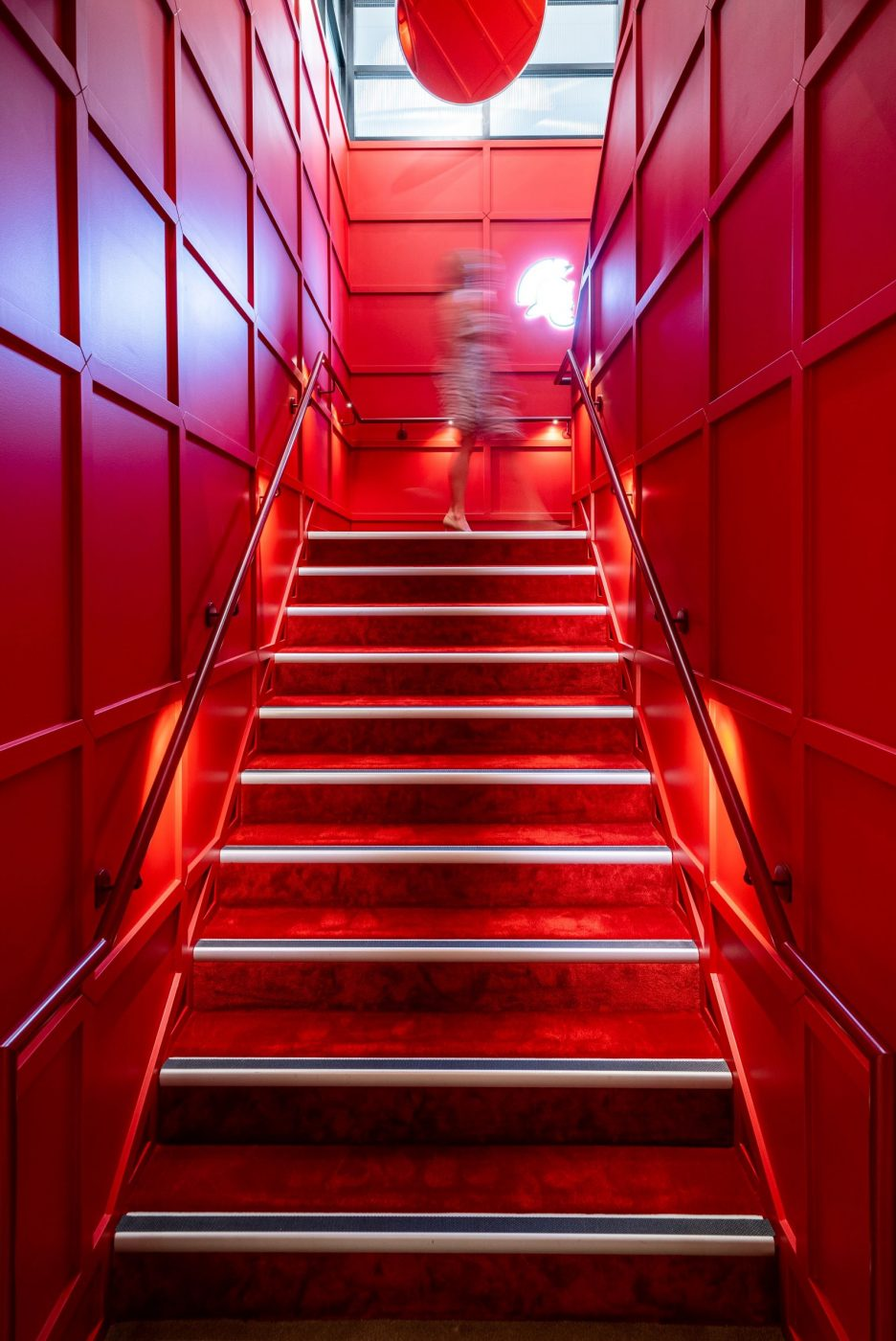 Feature Staircase | Sentinel Group Australia | Active Metal 05