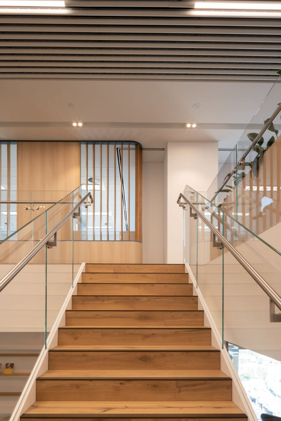 Stair Design   Gilbert + Tobin Melbourne   Active Metal 06
