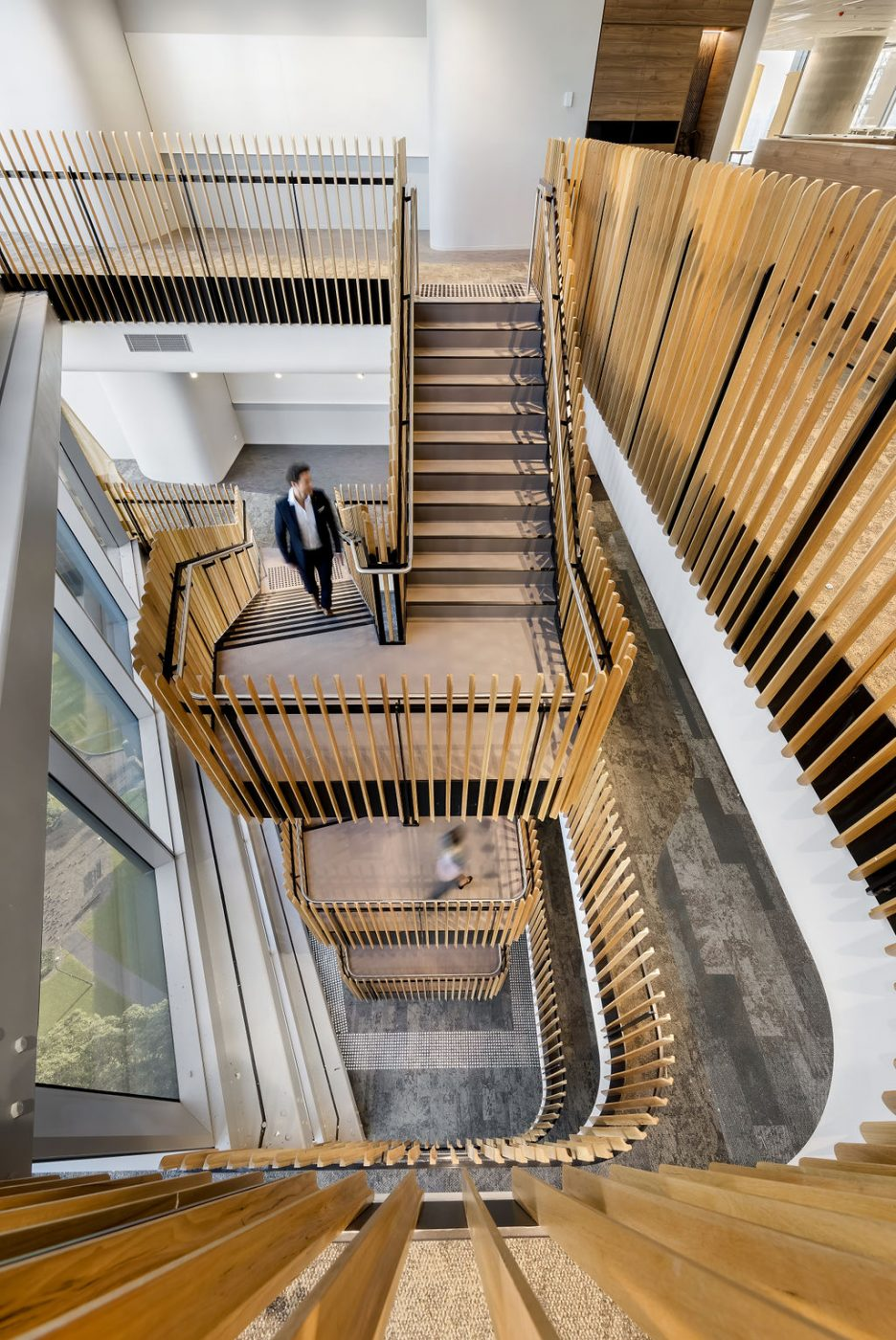 Architectural Stairs | Property NSW Parramatta | Active Metal 05