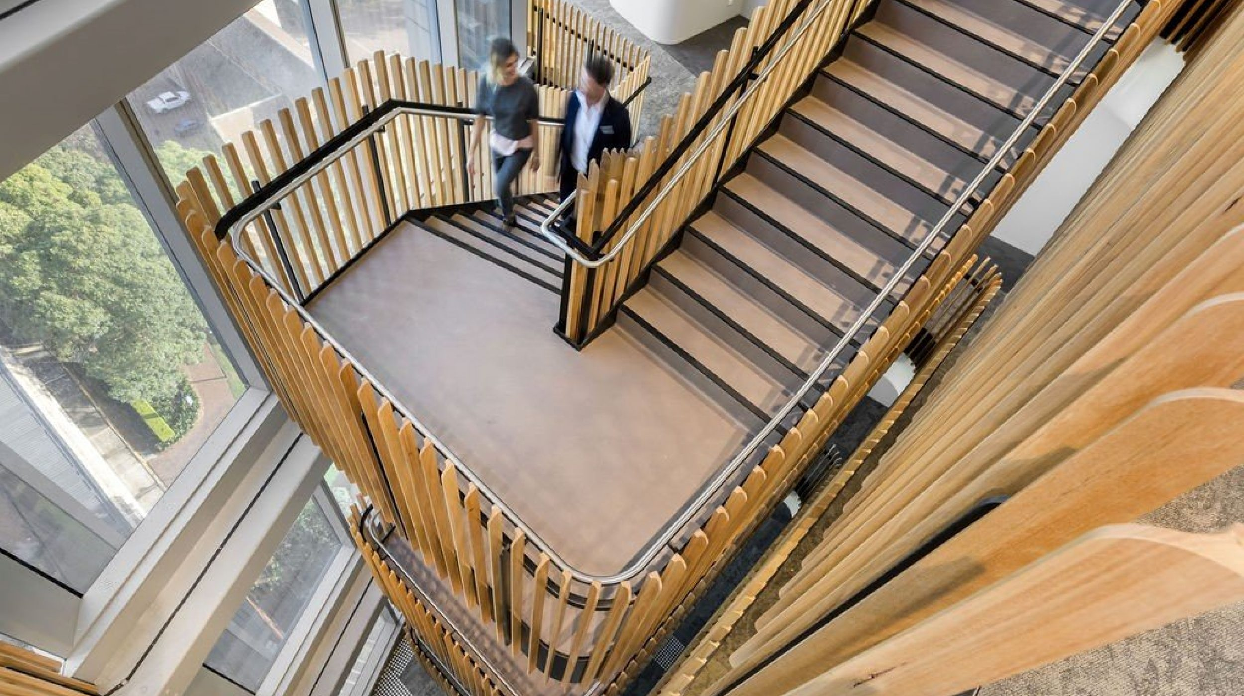 Architectural Stairs | Property NSW Parramatta | Active Metal 02