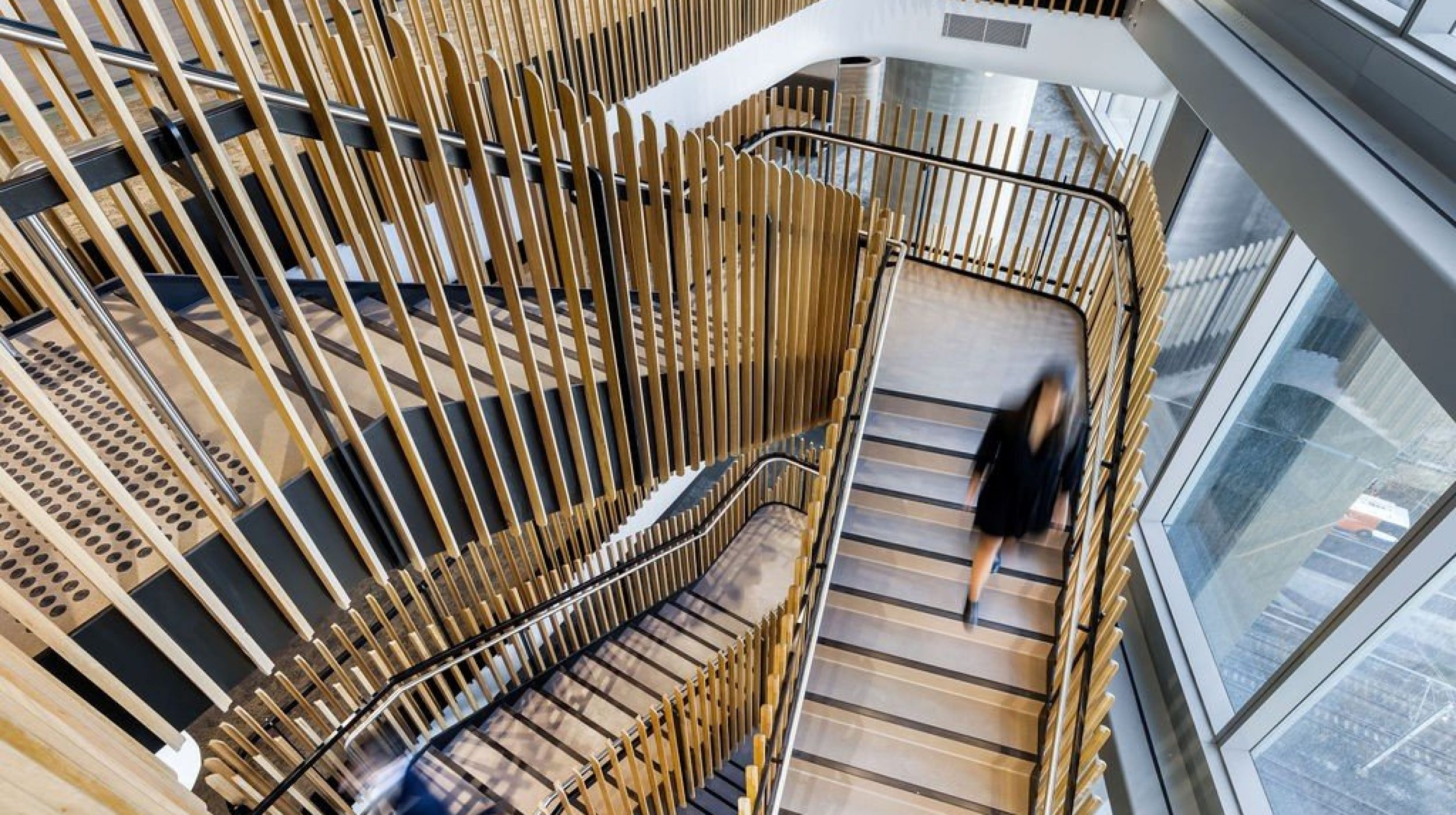 Architectural Stairs | Property NSW Parramatta | Active Metal 01
