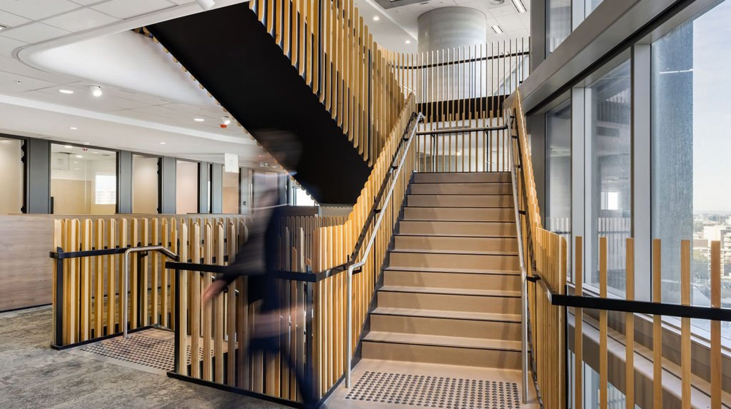 Architectural Stairs | Property NSW Parramatta | Active Metal 03