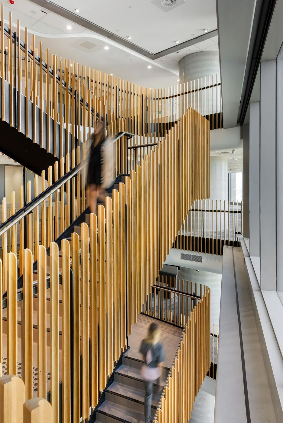Architectural Stairs | Property NSW Parramatta | Active Metal 04