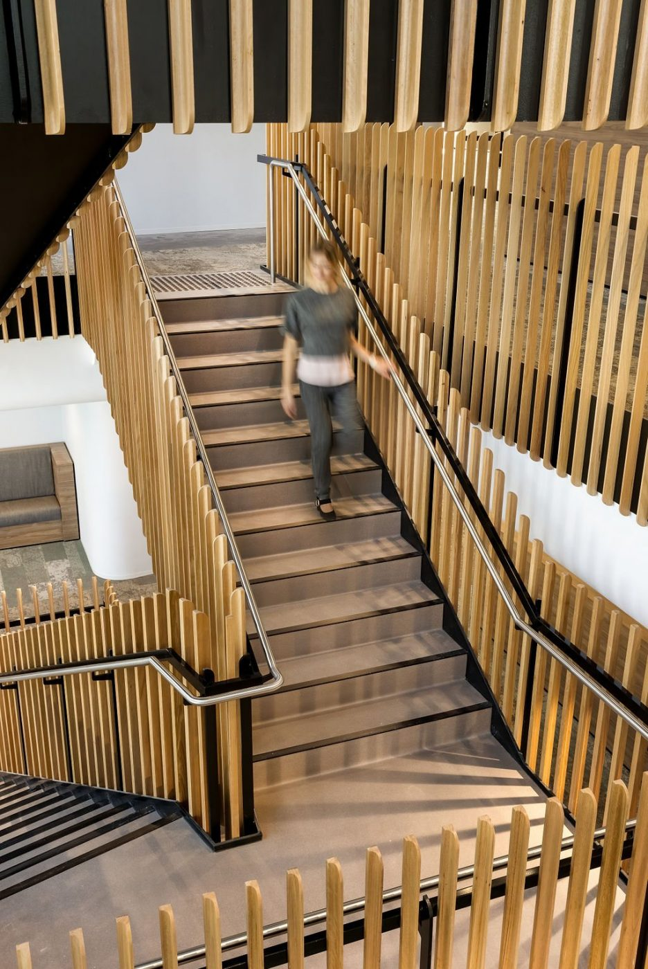 Architectural Stairs | Property NSW Parramatta | Active Metal 06