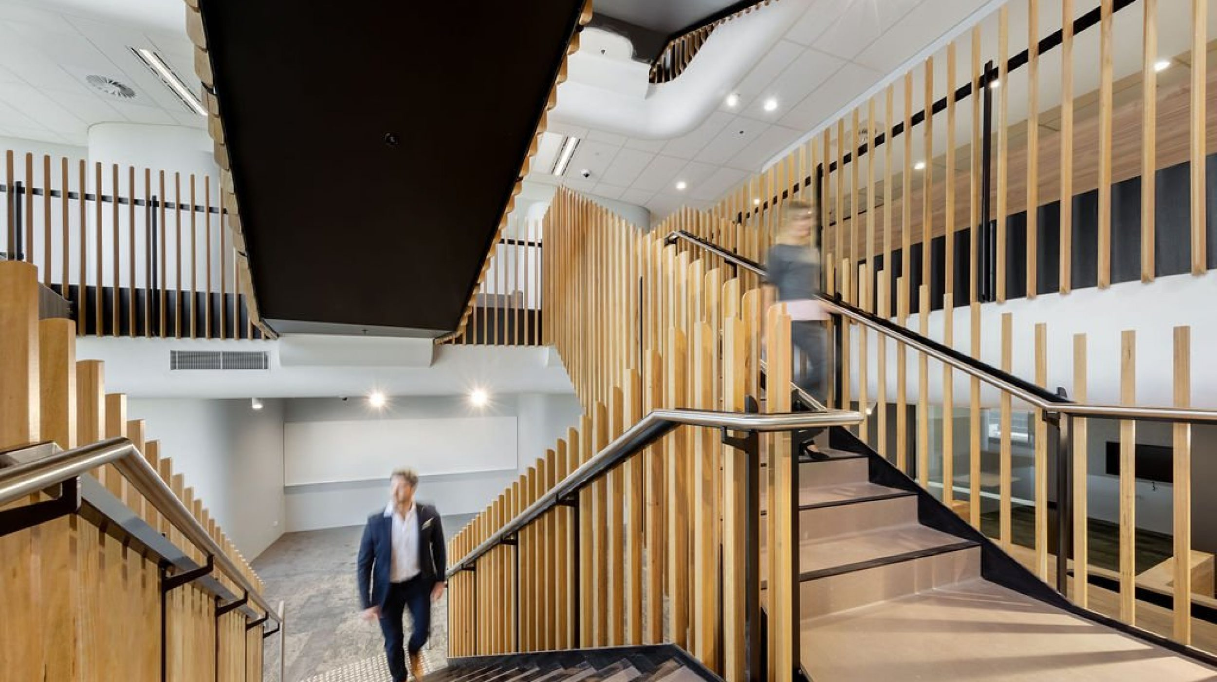 Architectural Stairs | Property NSW Parramatta | Active Metal 10