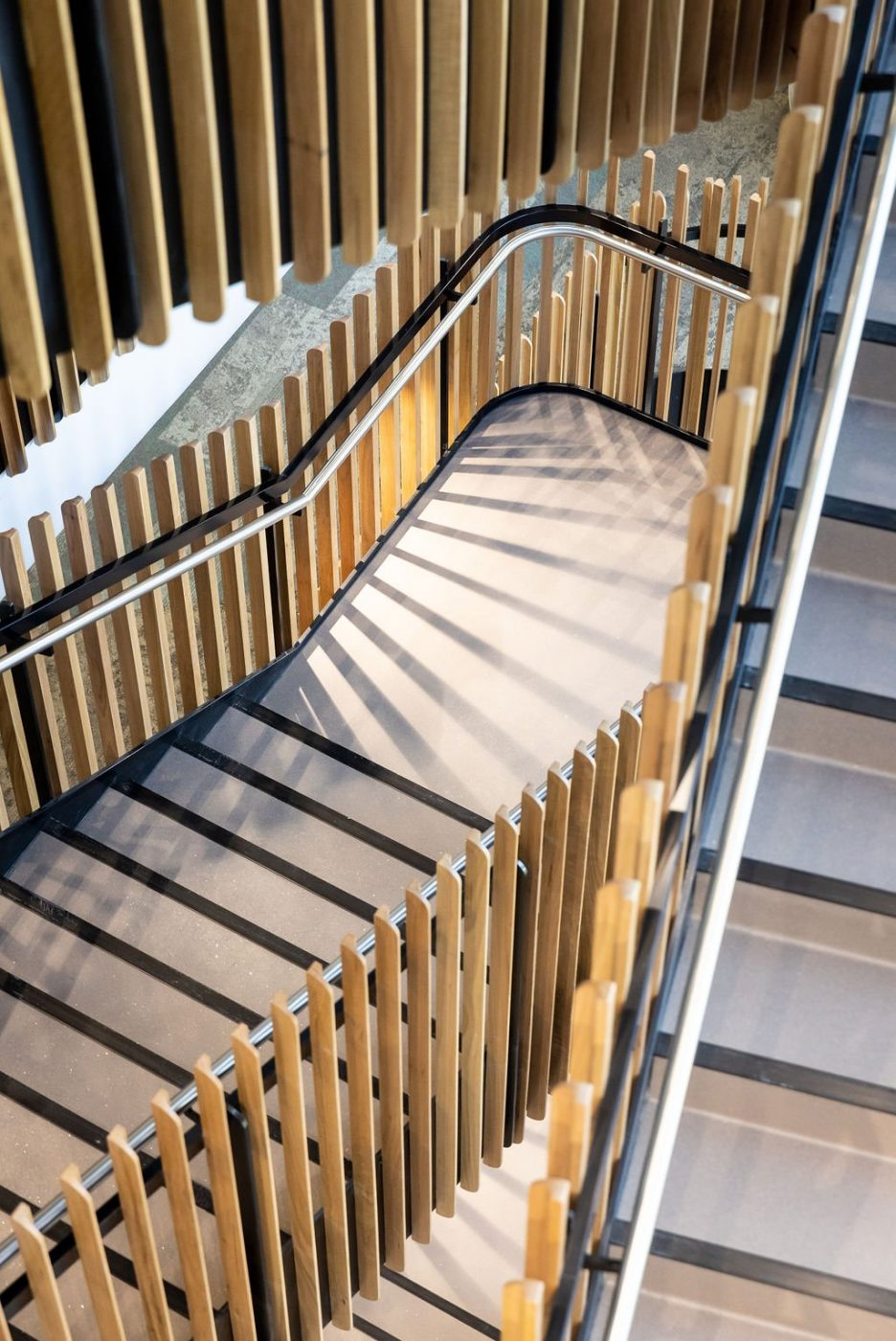 Architectural Stairs | Property NSW Parramatta | Active Metal 07