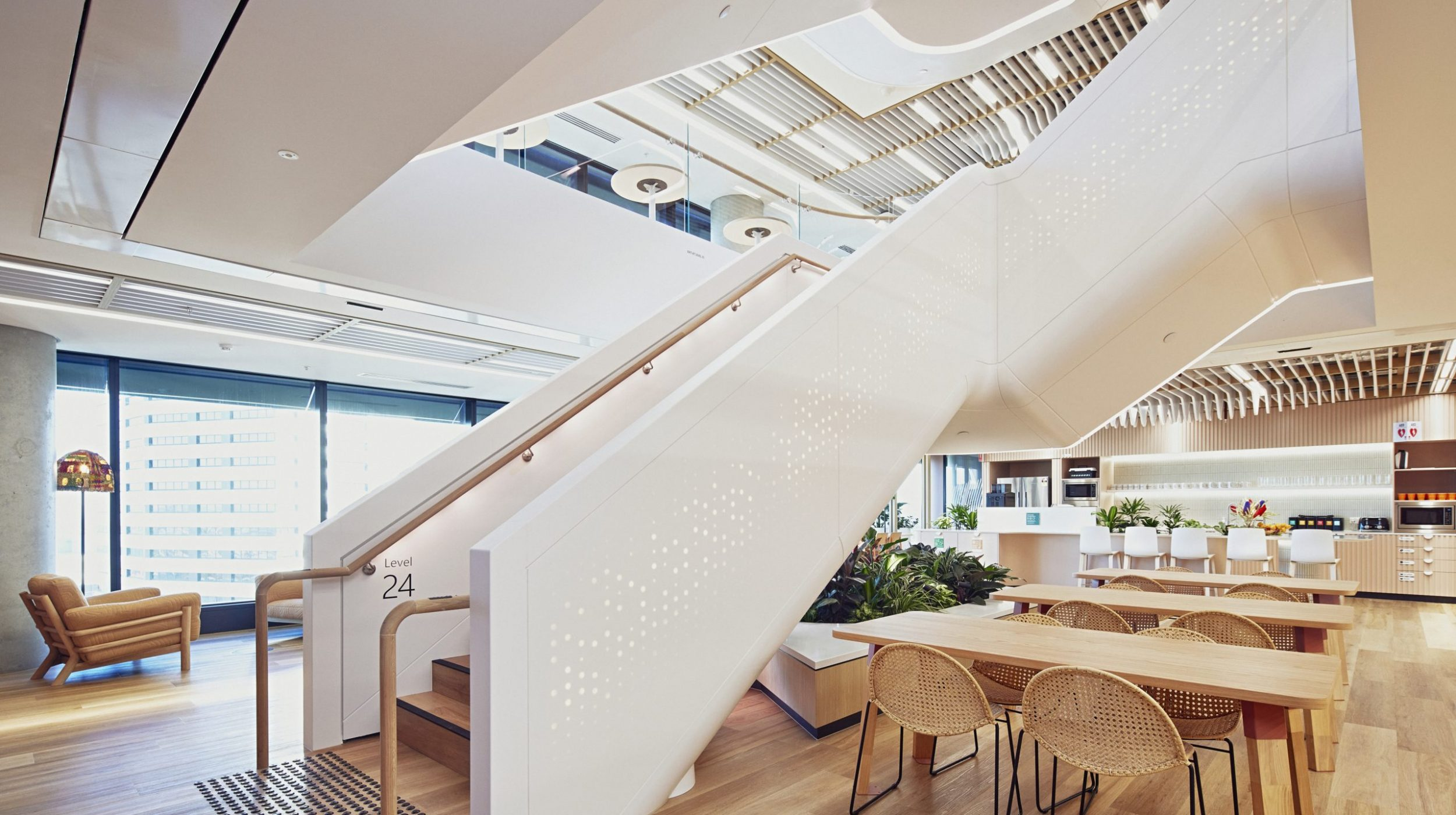 Microsoft Sydney   Active Metal   Architectural Stairs 08