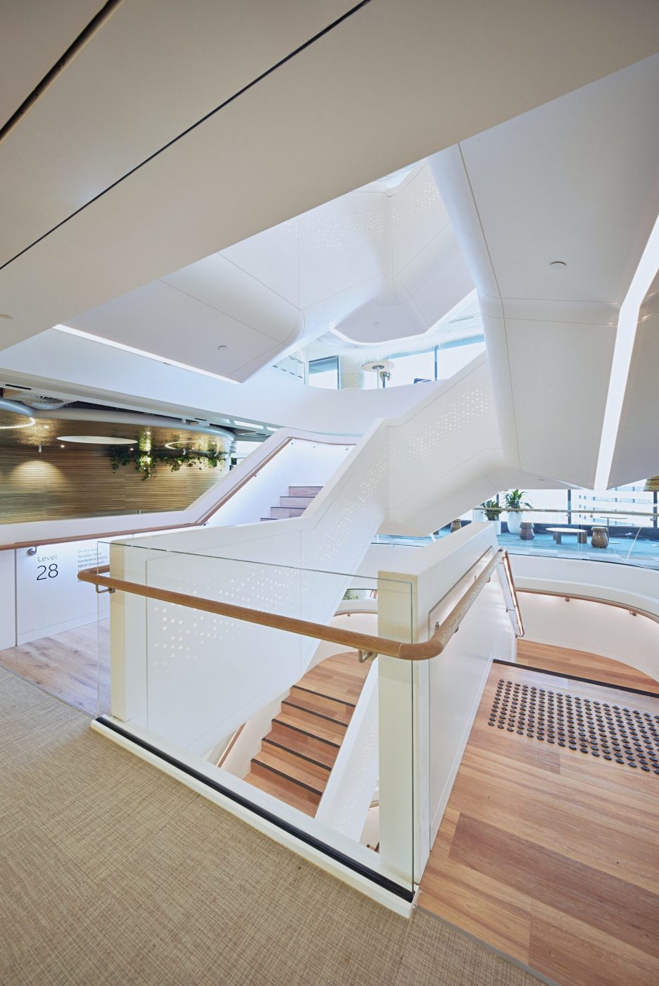 Microsoft Sydney   Active Metal   Architectural Stairs 05
