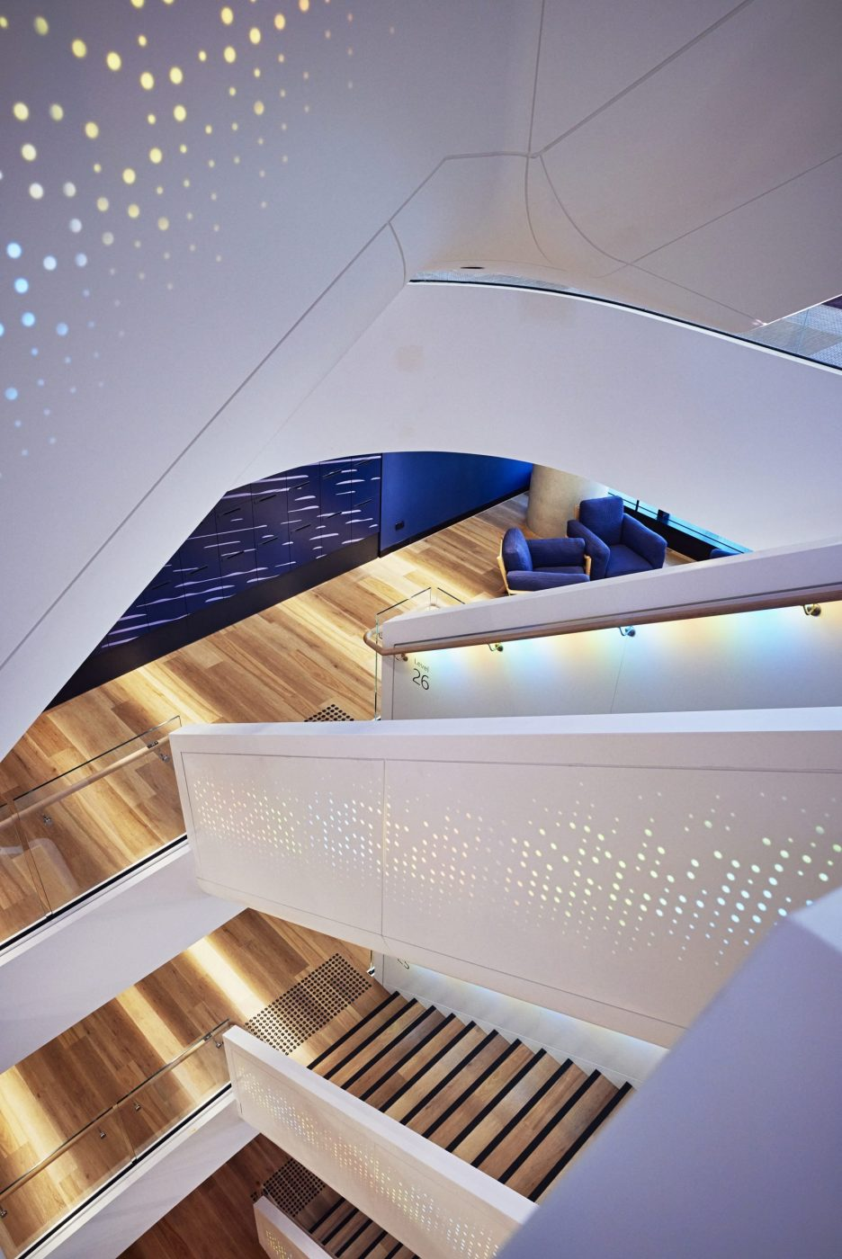 Microsoft Sydney   Active Metal   Architectural Stairs 04