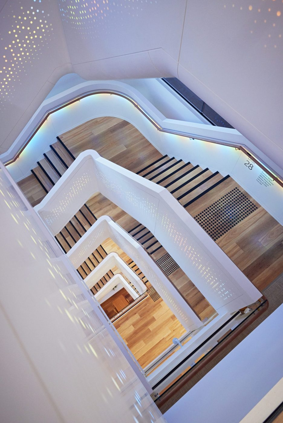 Microsoft Sydney   Active Metal   Architectural Stairs 03