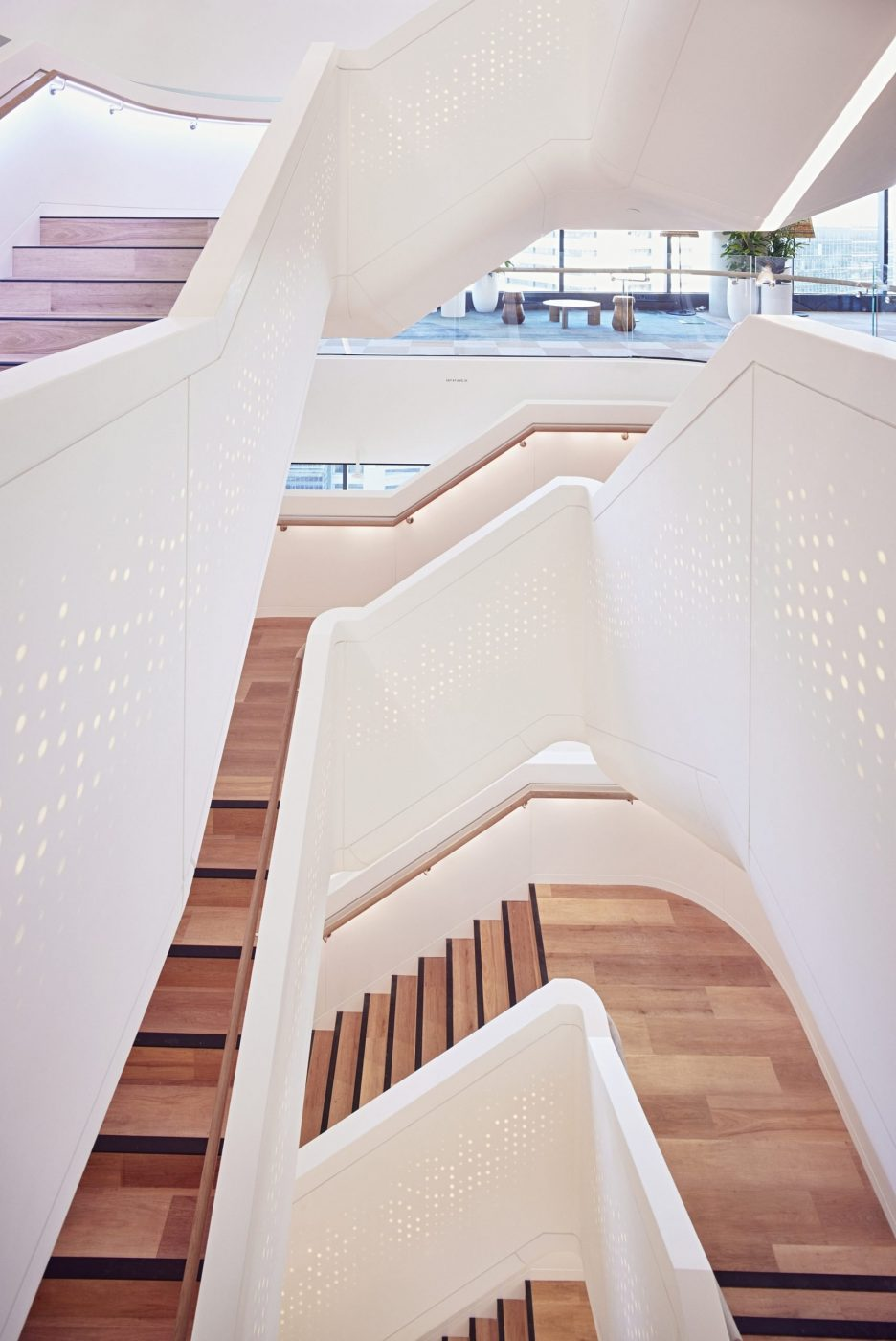 Microsoft Sydney   Active Metal   Architectural Stairs 02