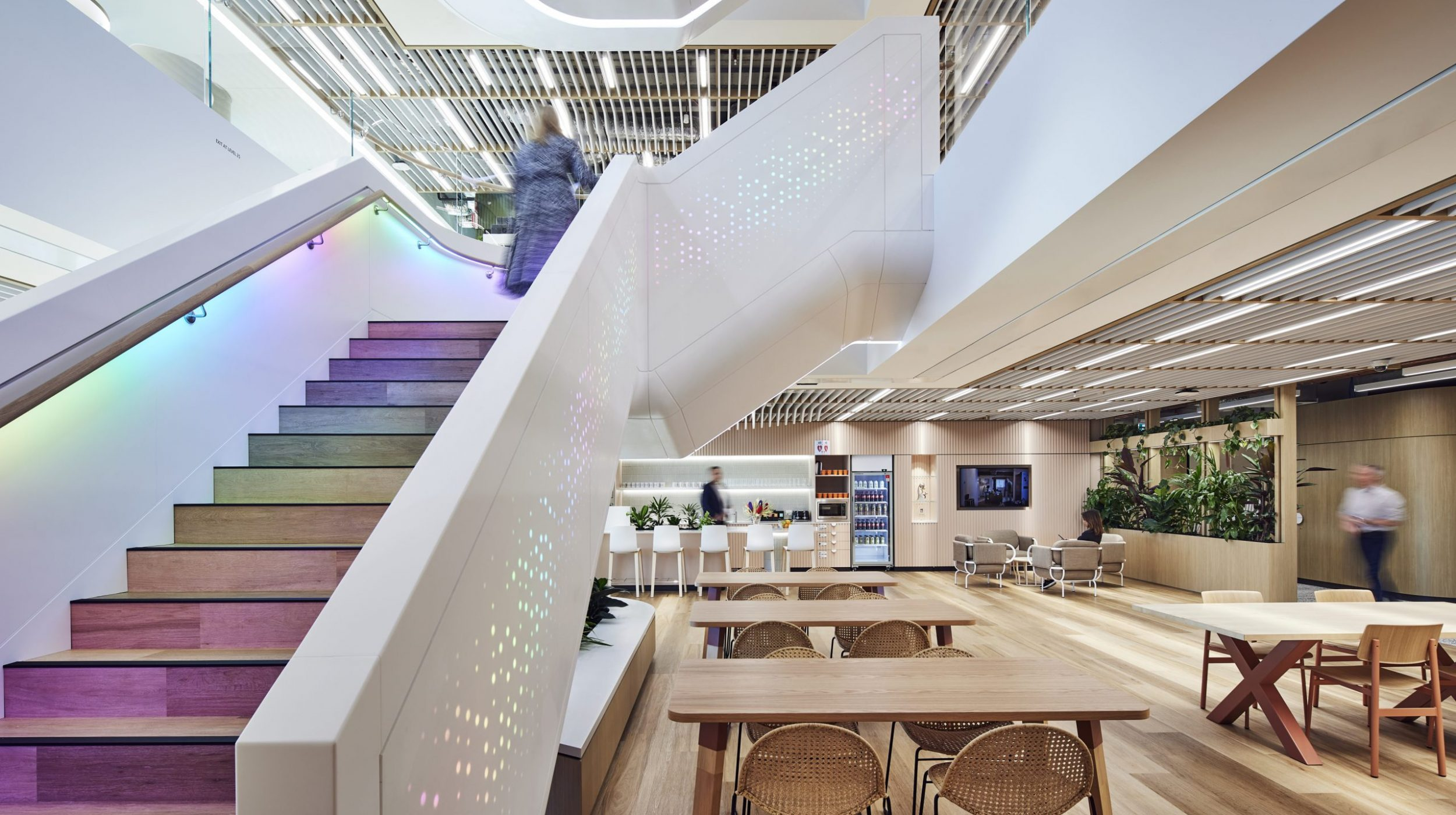 Microsoft Sydney   Active Metal   Architectural Stairs 01